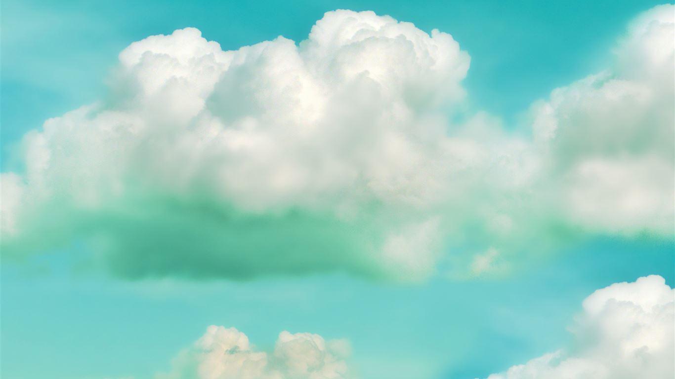 clouds green mac wallpaper download free mac wallpapers