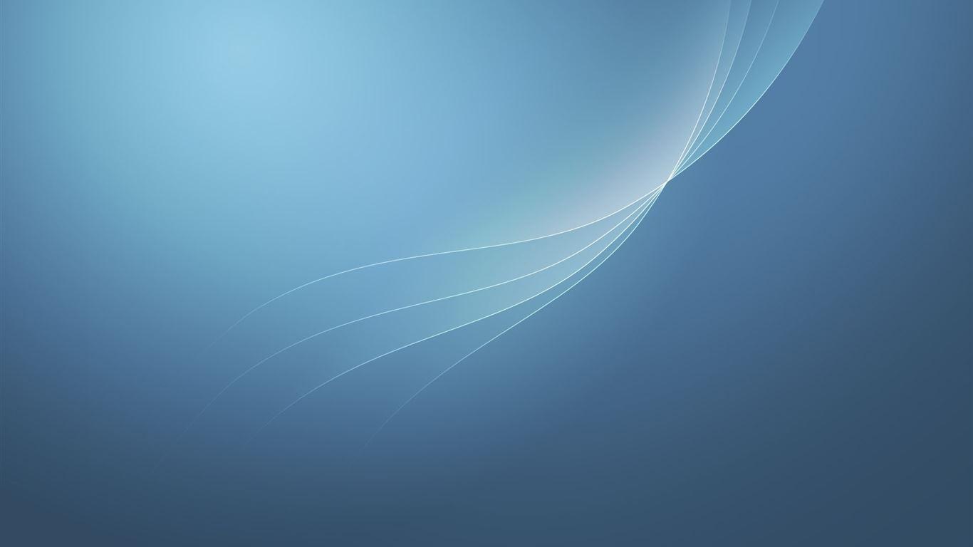 minimalist blue mac wallpaper download free mac