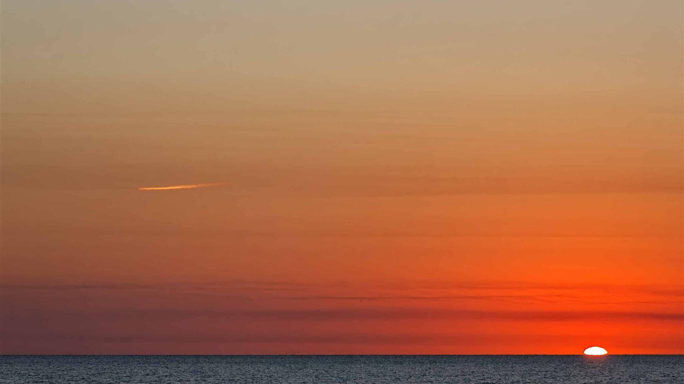 perfect sunset mac wallpaper download free mac
