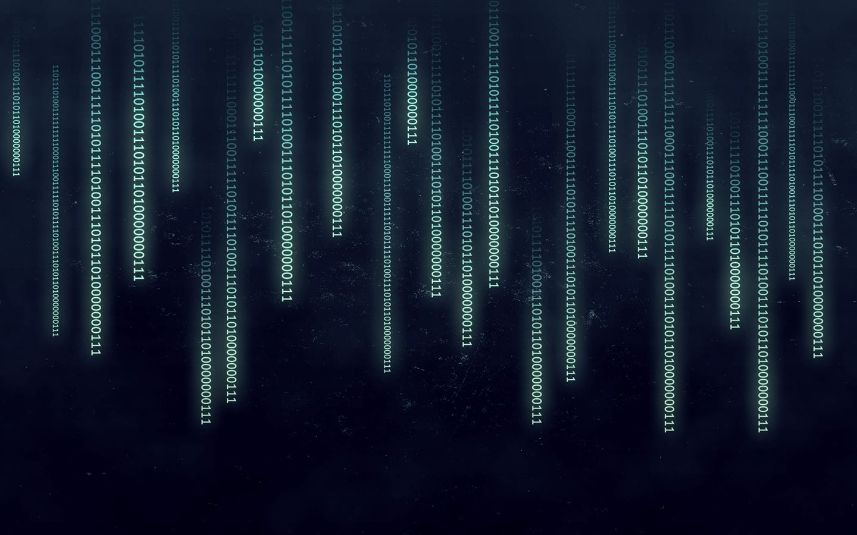 Binary data stream Mac Wallpaper Download | Free Mac Wallpapers ...