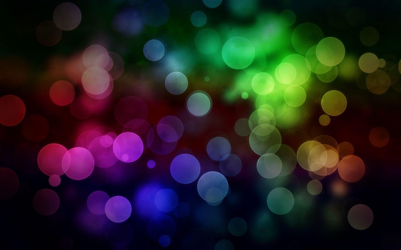 Color Bokeh Mac Wallpaper Download