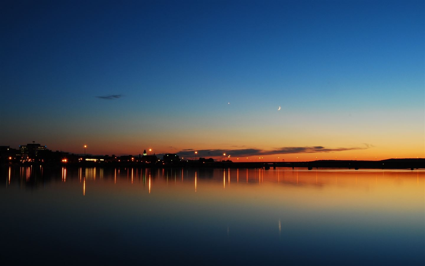 Night Panorama Mac Wallpaper Download | Free Mac ...