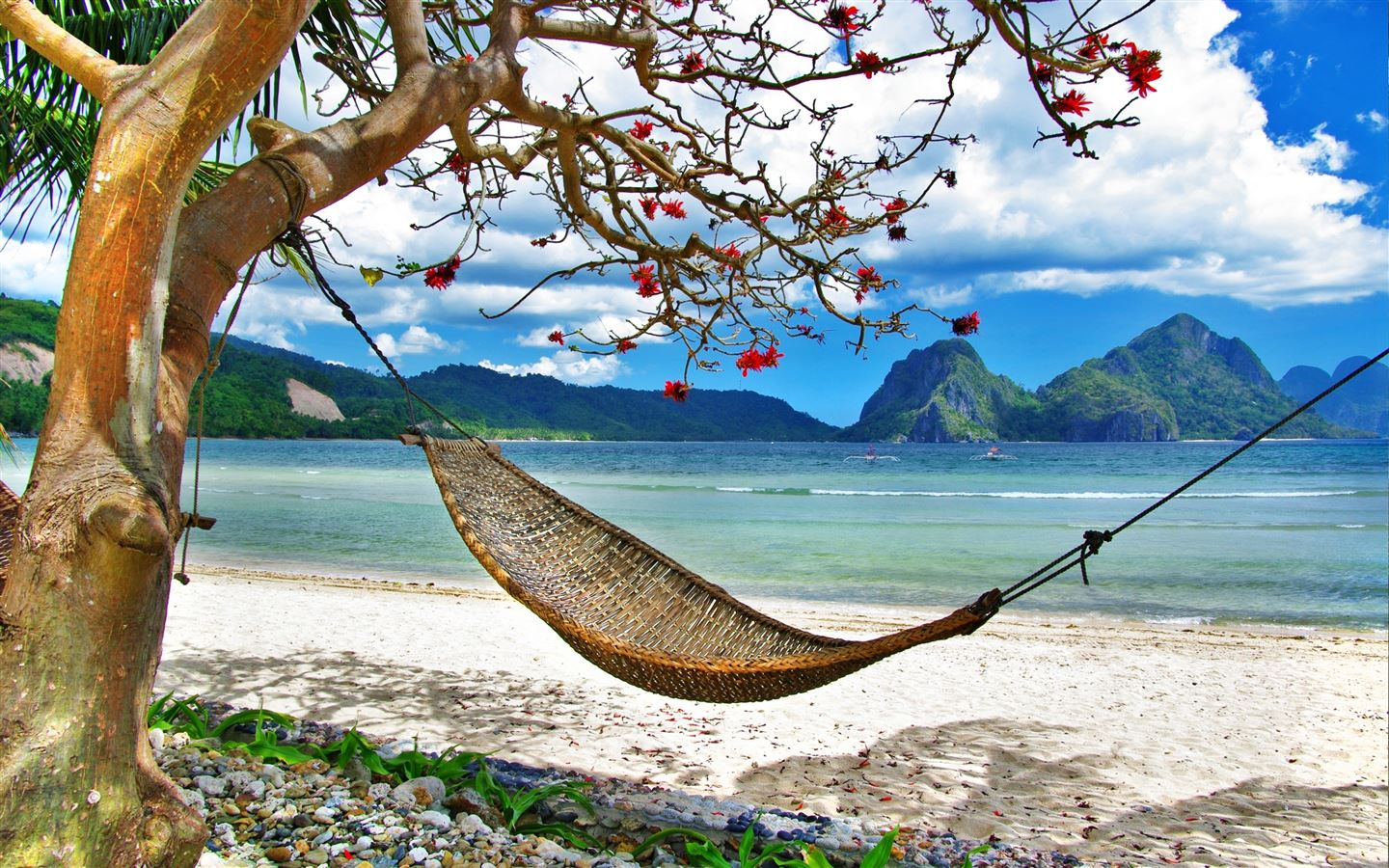 paradise relaxing corner mac wallpaper download | free mac