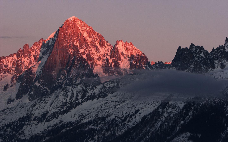 Macbook Pro Mountain Wallpaper