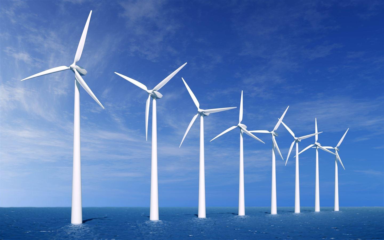 Wind Electro Generator Mac Wallpaper Download | Free Mac ...