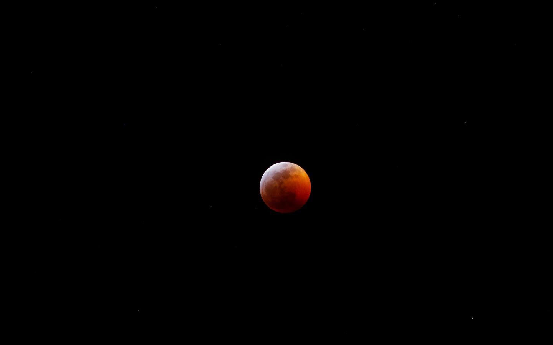 Red Moon Macbook Air Wallpaper Download Allmacwallpaper