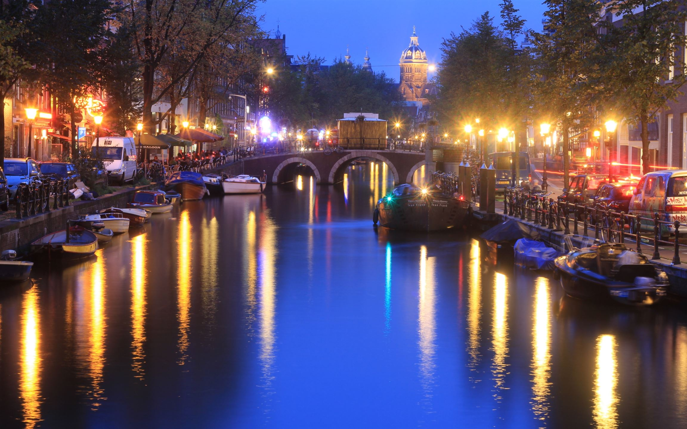 Amsterdam Holland Mac Wallpaper Download Allmacwallpaper