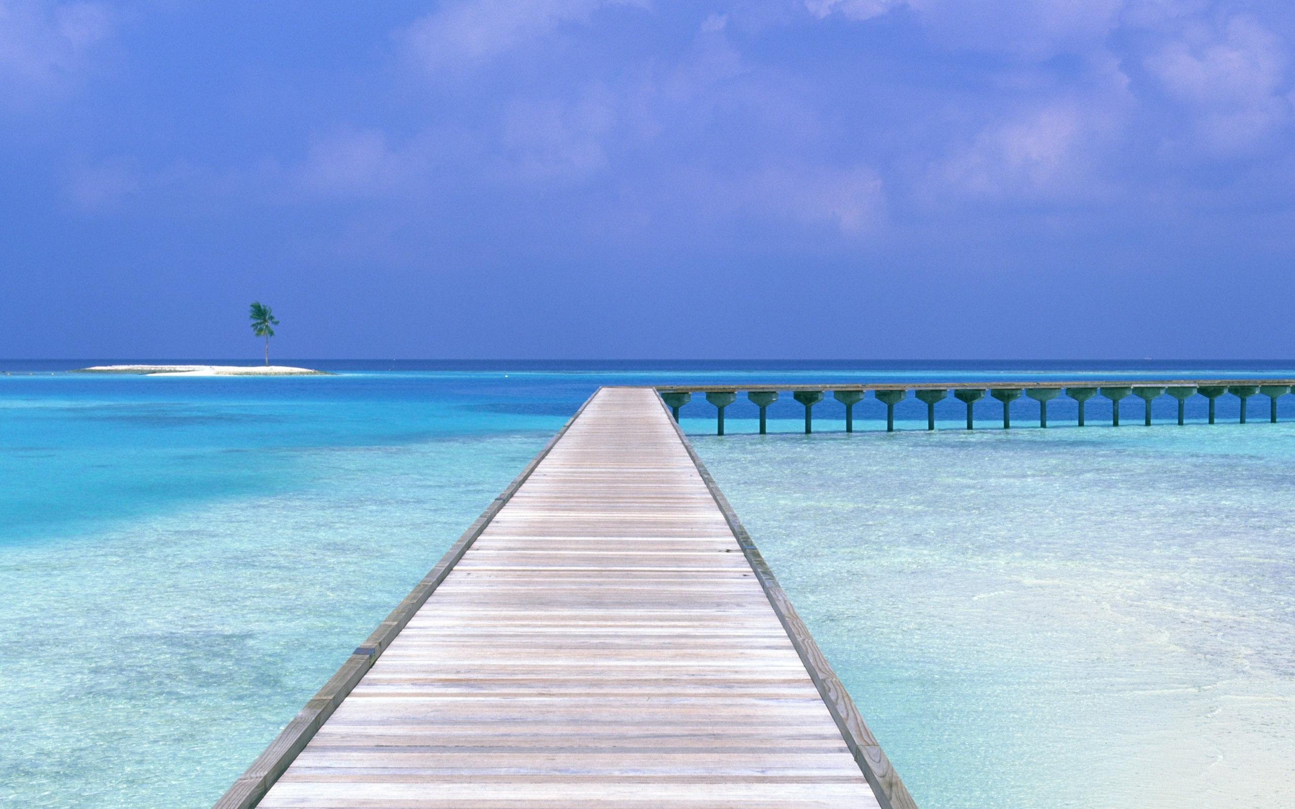 Beach Way Mac Wallpaper Download Allmacwallpaper