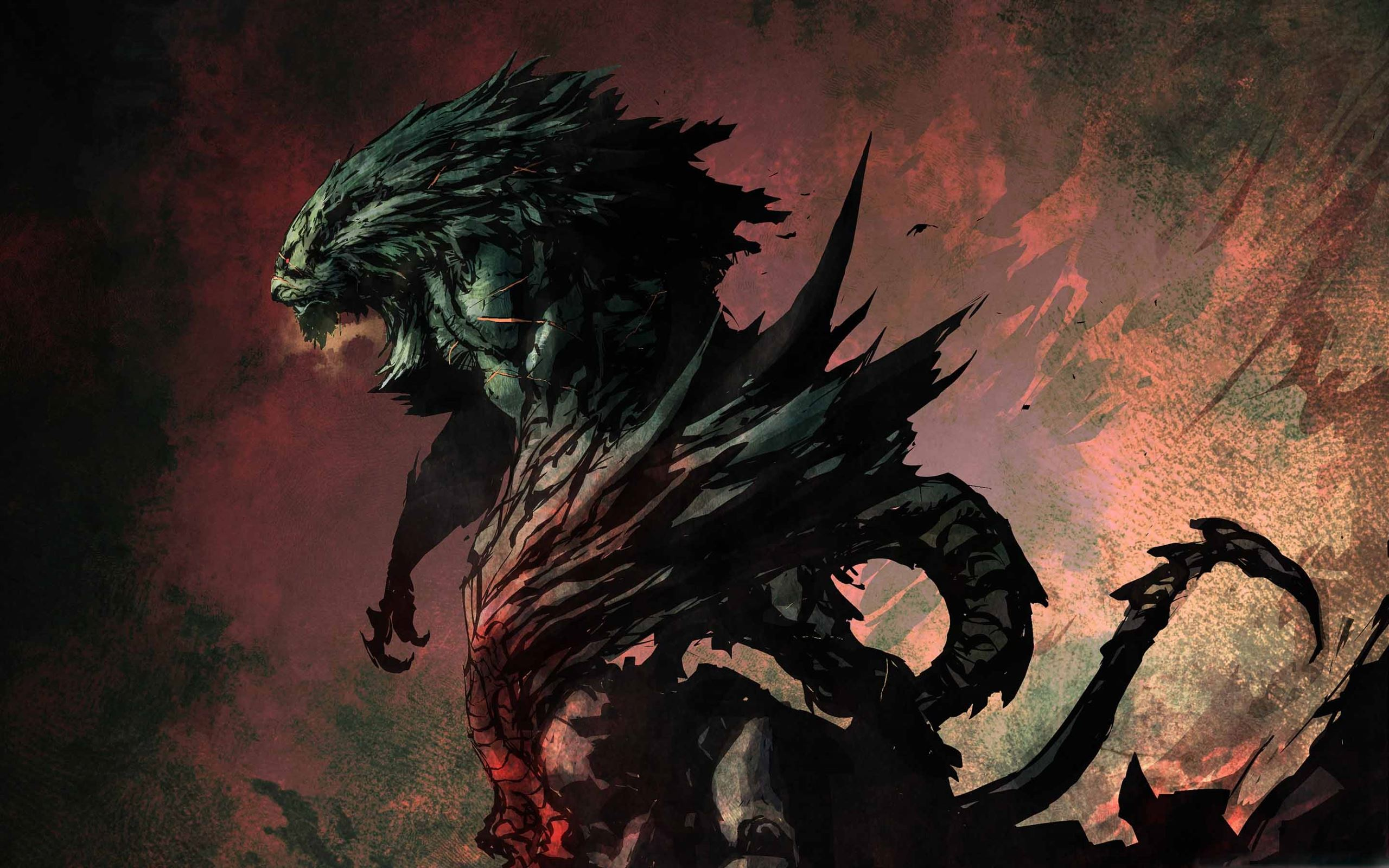 Castlevania Lords Of Shadow Mac Wallpaper Download Allmacwallpaper