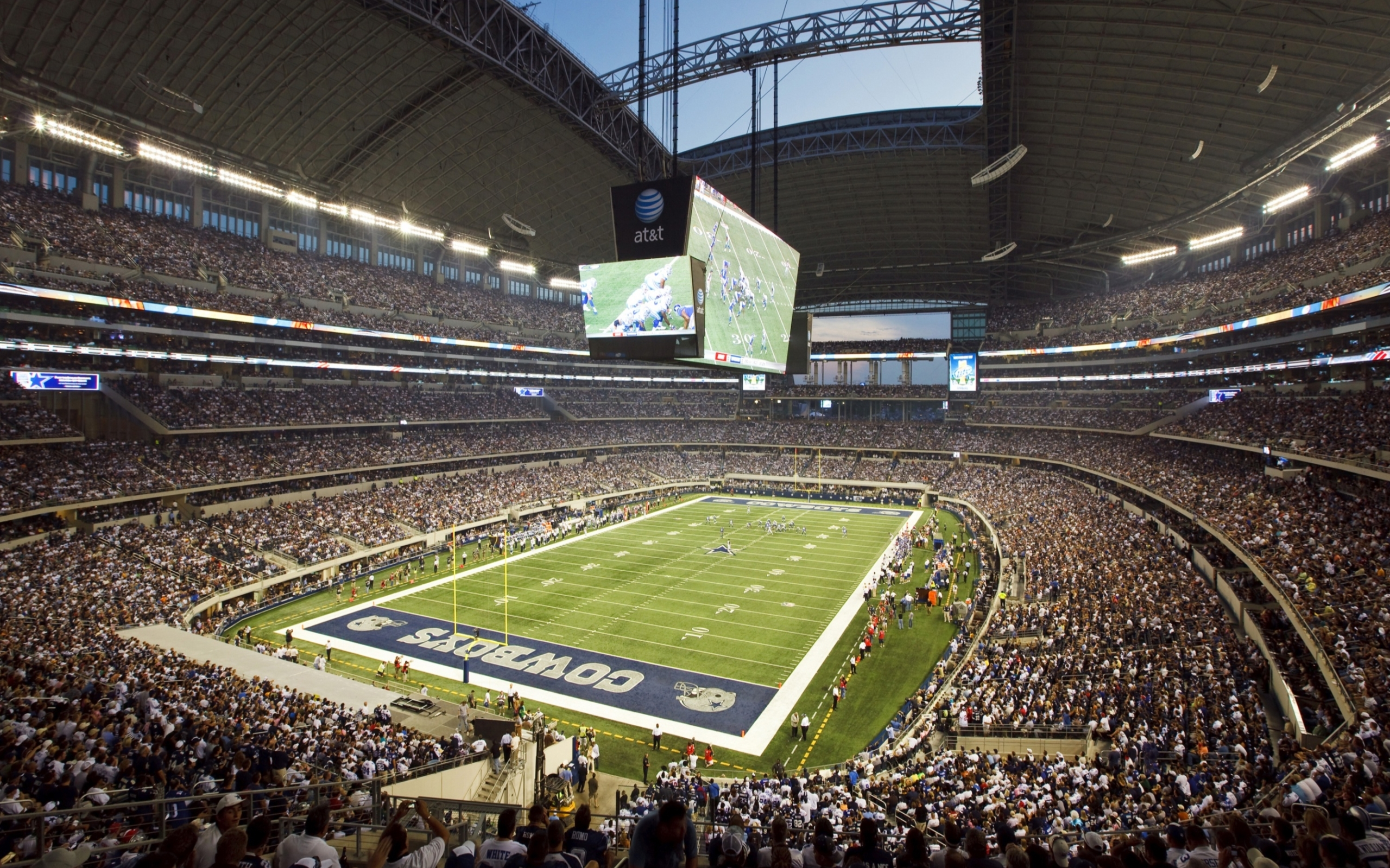 Dallas Cowboys Stadium Mac Wallpaper Download Allmacwallpaper