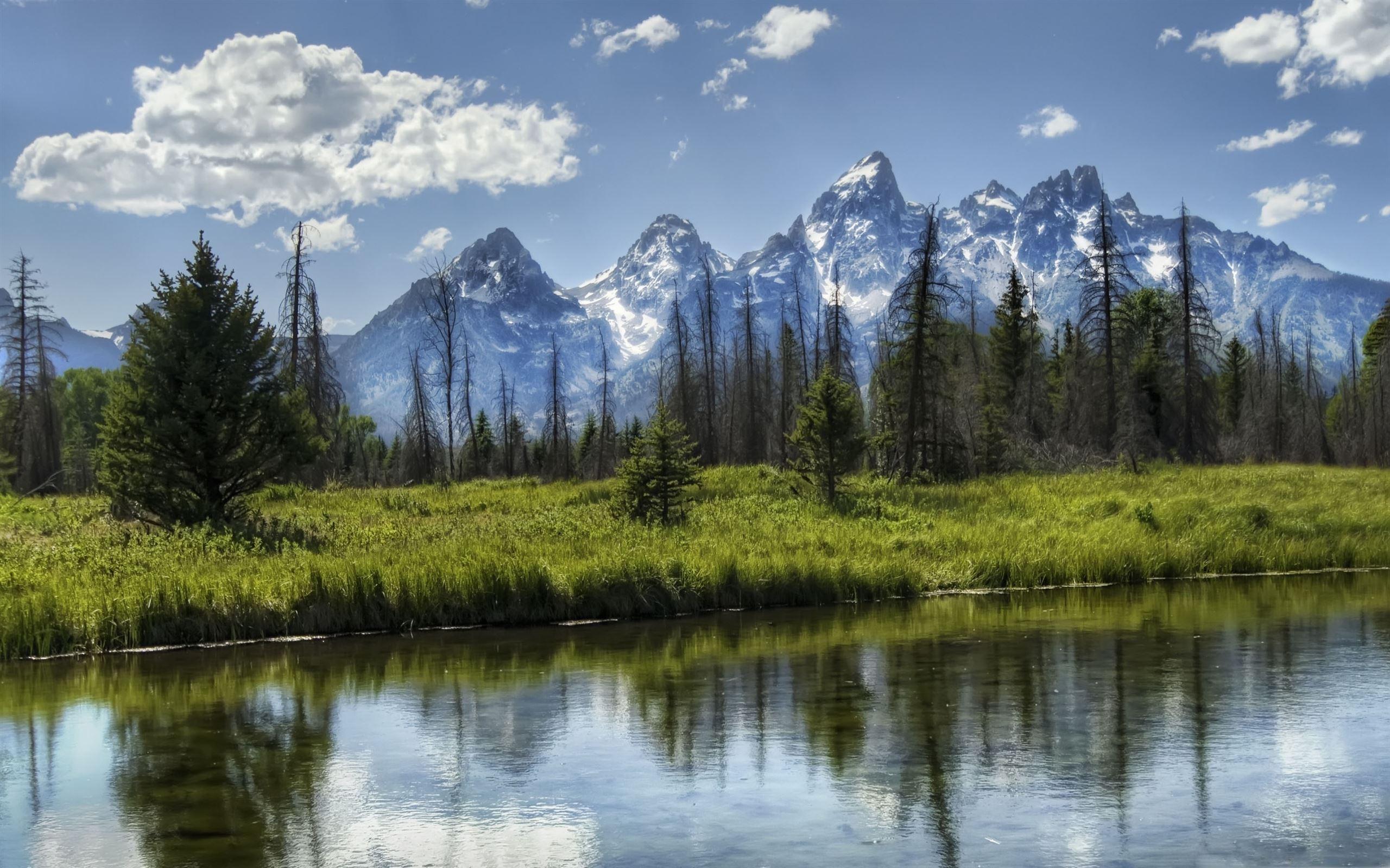 Grand Teton National Park Mac Wallpaper Download Allmacwallpaper