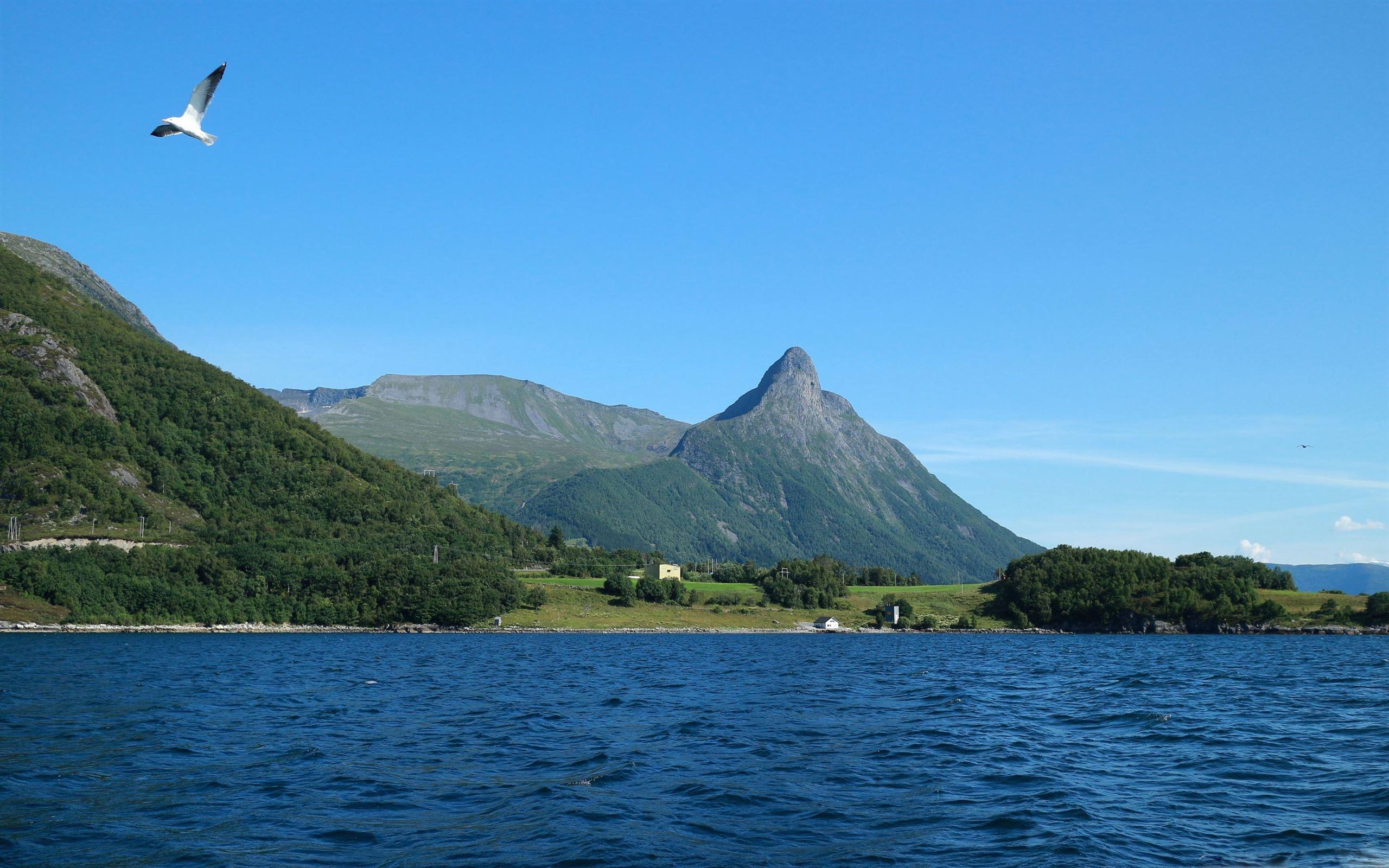 Orsta Fjord Norway Mac Wallpaper Download Allmacwallpaper