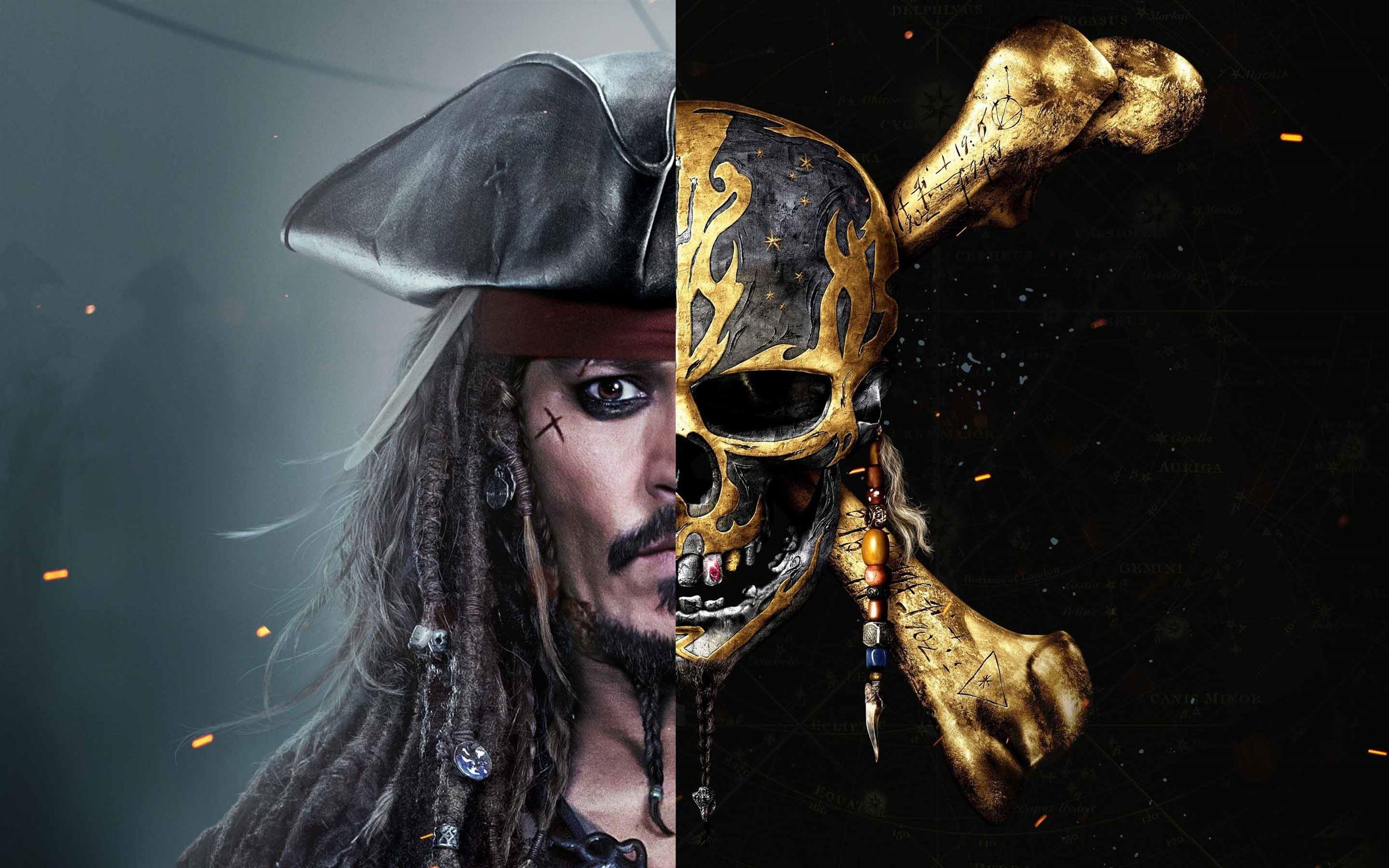 Pirates Of The Caribbean Salazars Mac Wallpaper Download
