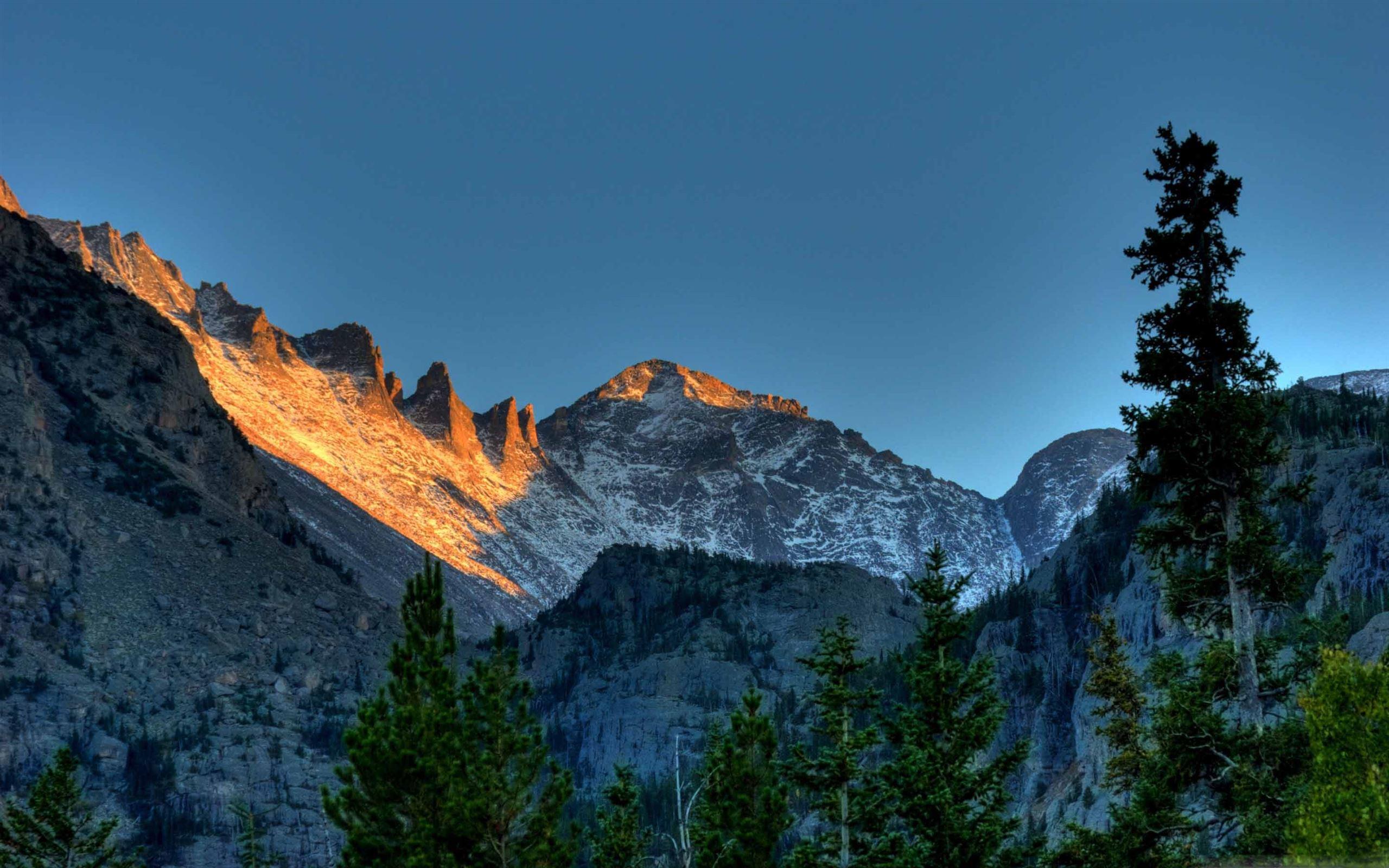 Rocky Mountain National Park MacBook