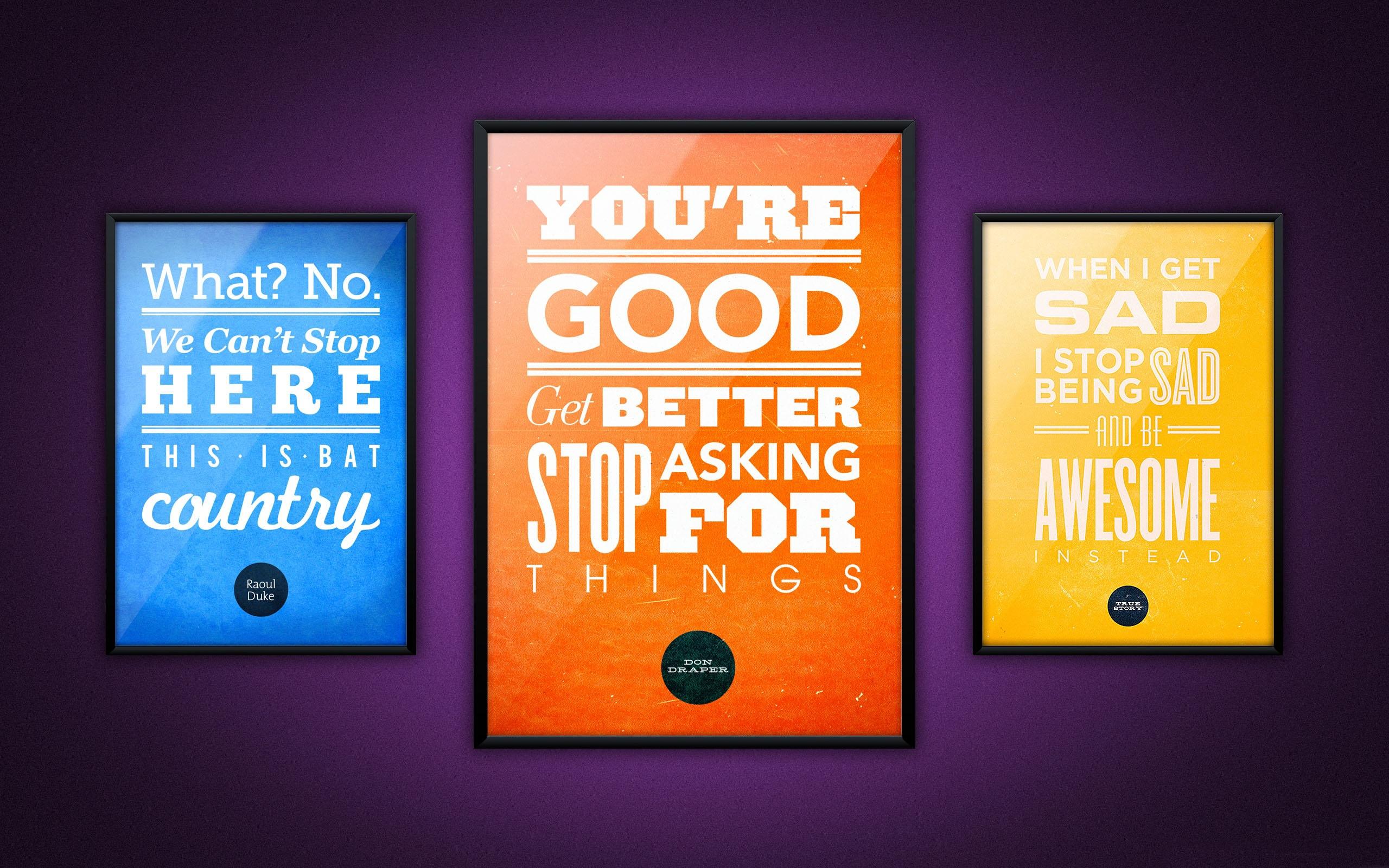 The Quotes Mac Wallpaper Download Allmacwallpaper