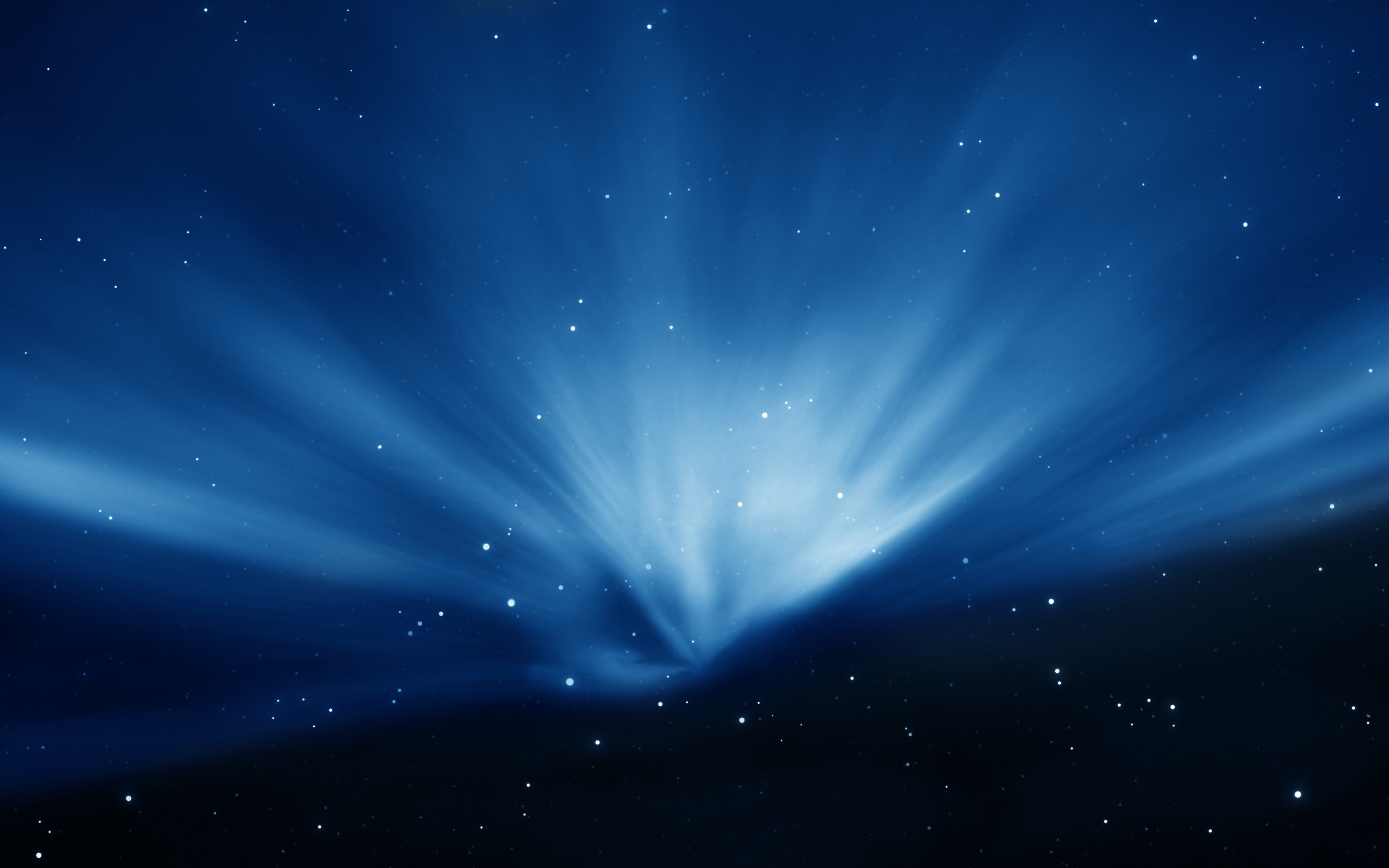 apple sky blue aurora mac wallpaper download free mac