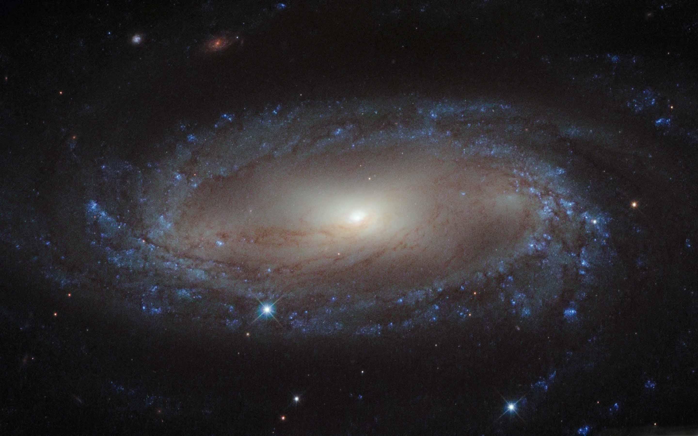 Cosmos Spiral Nebula Star Spiral Galaxy HD Wallpaper Space