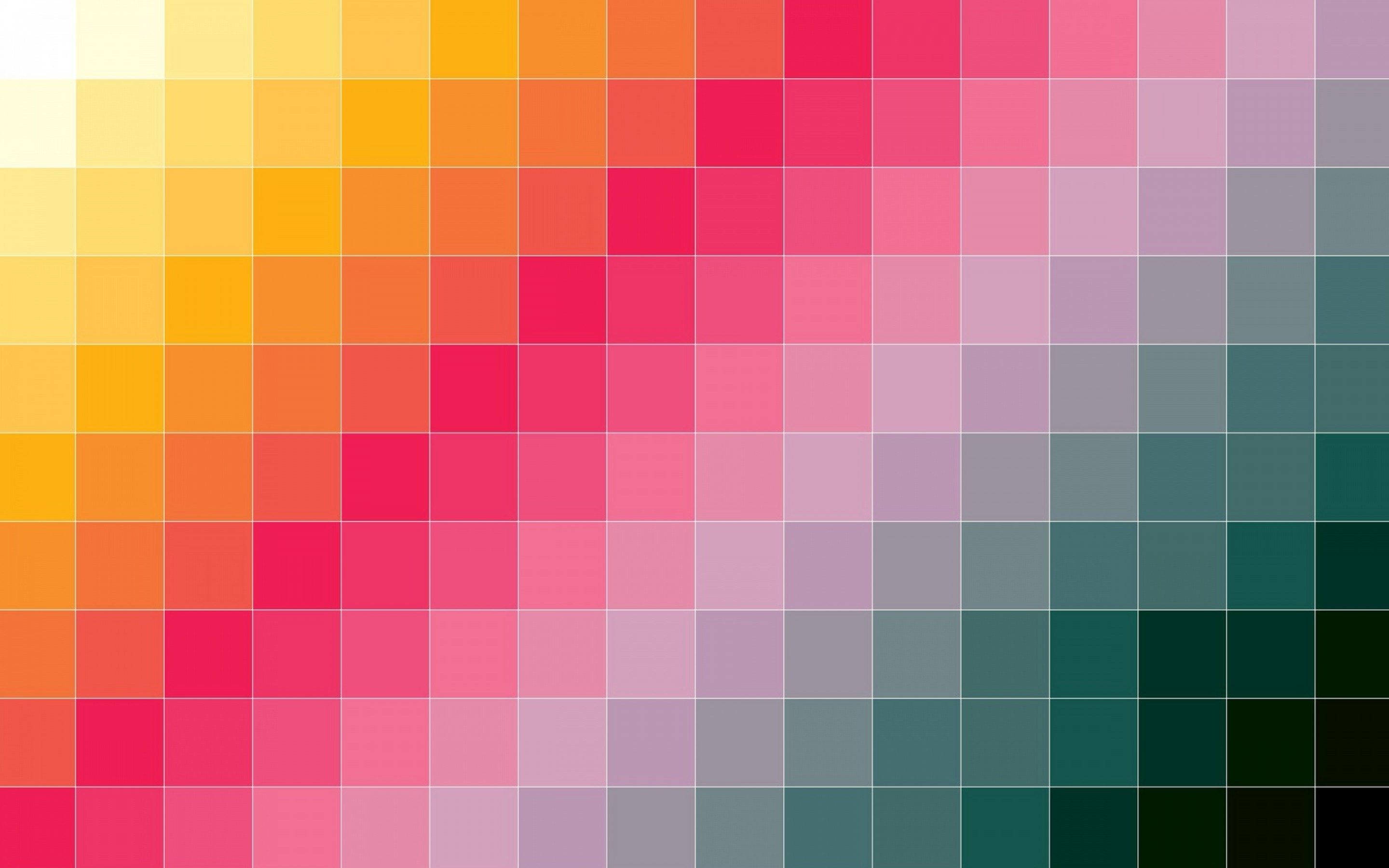 Flip Color Grid Mac Wallpaper Download | AllMacWallpaper