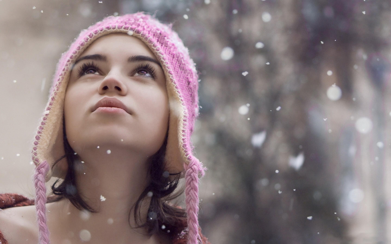 Снег девочка секс 9 фотография