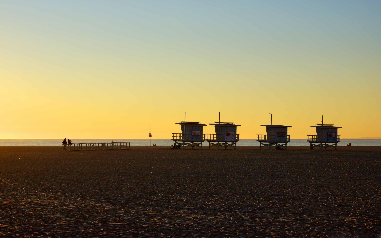 Los Angeles Venice Beach Mac Wallpaper Download Free Mac