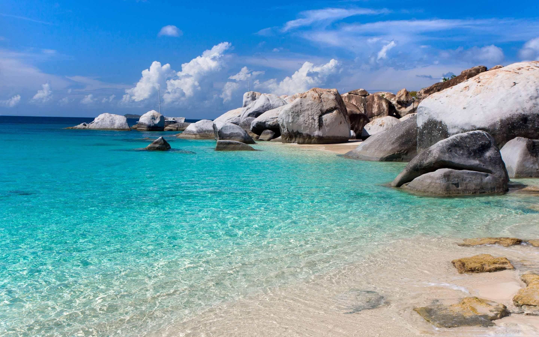 Beach Wallpaper Macbook Pro