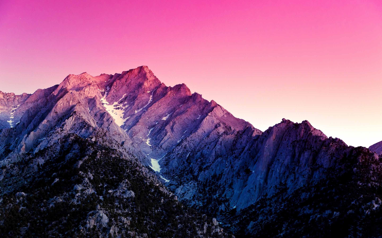 Iphone 5s Colors Wild Mountain Mac Wall...
