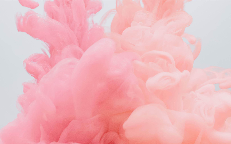 Pink Smoke Imac Wallpaper Download Allmacwallpaper