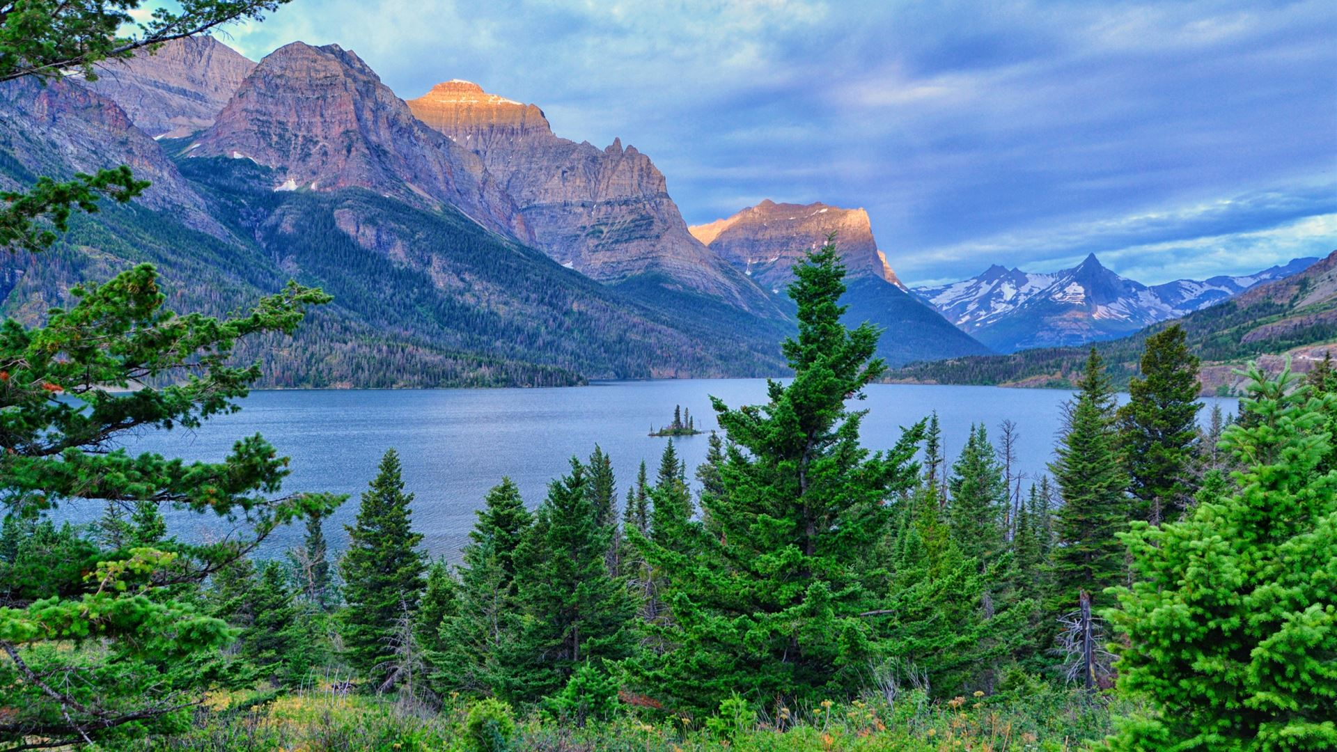 Glacier National Park Mac Wallpaper Download | Free Mac ...