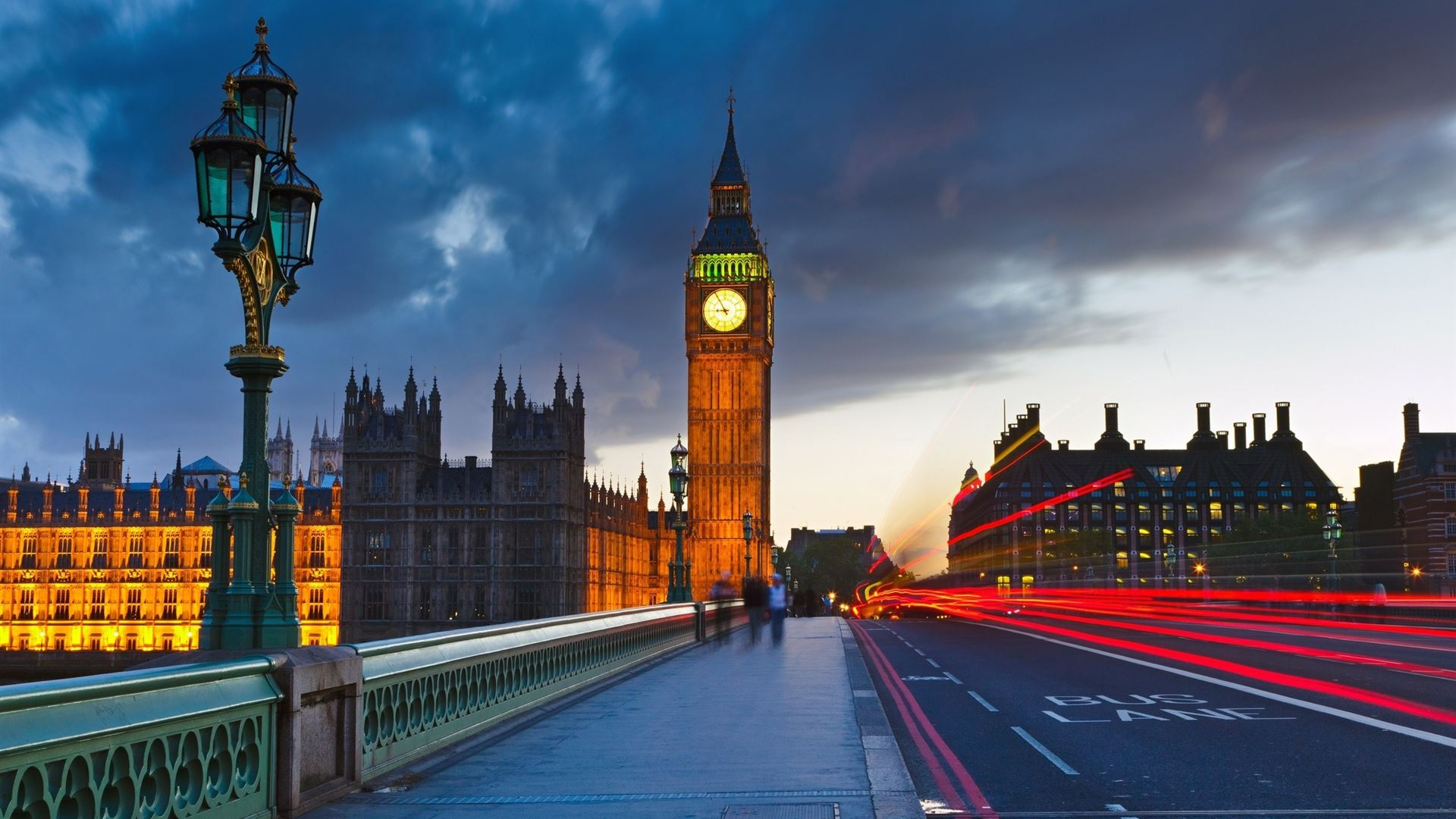 big ben uk london city street mac wallpaper download