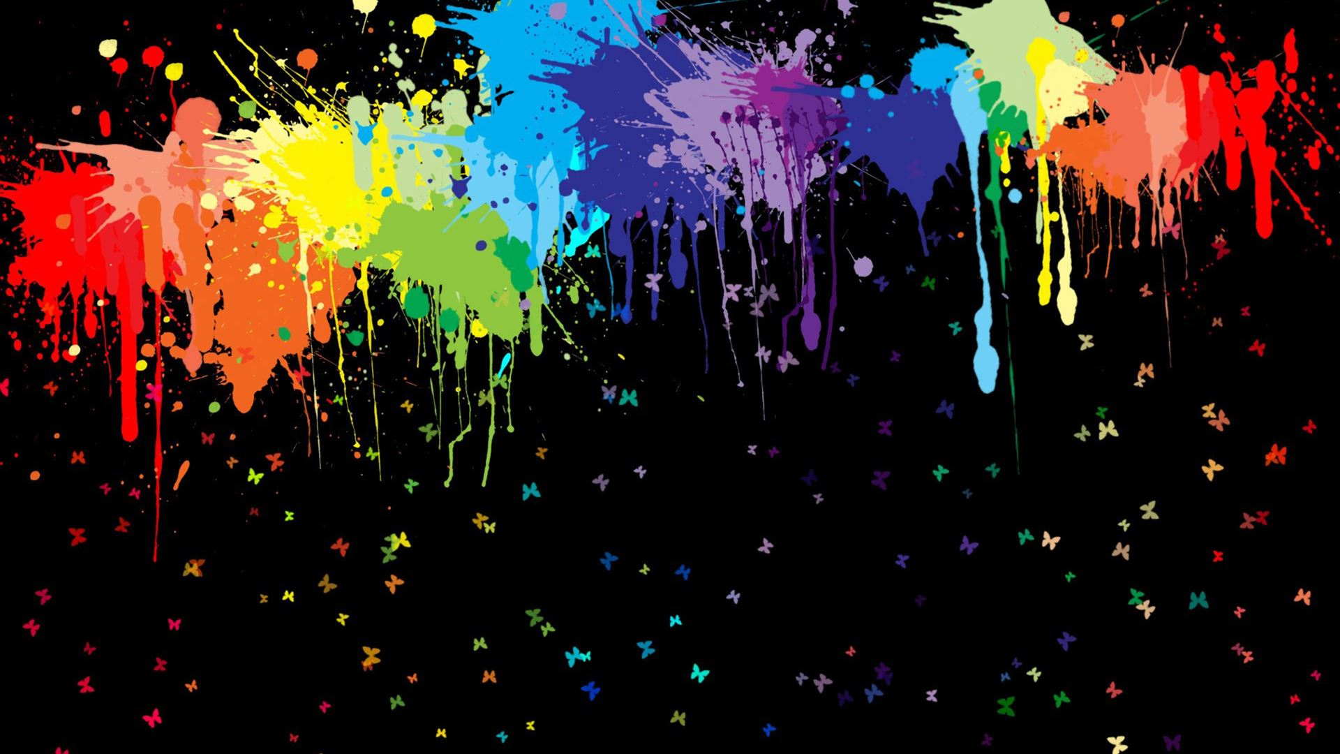 Color Splash Mac Wallpaper Download Allmacwallpaper