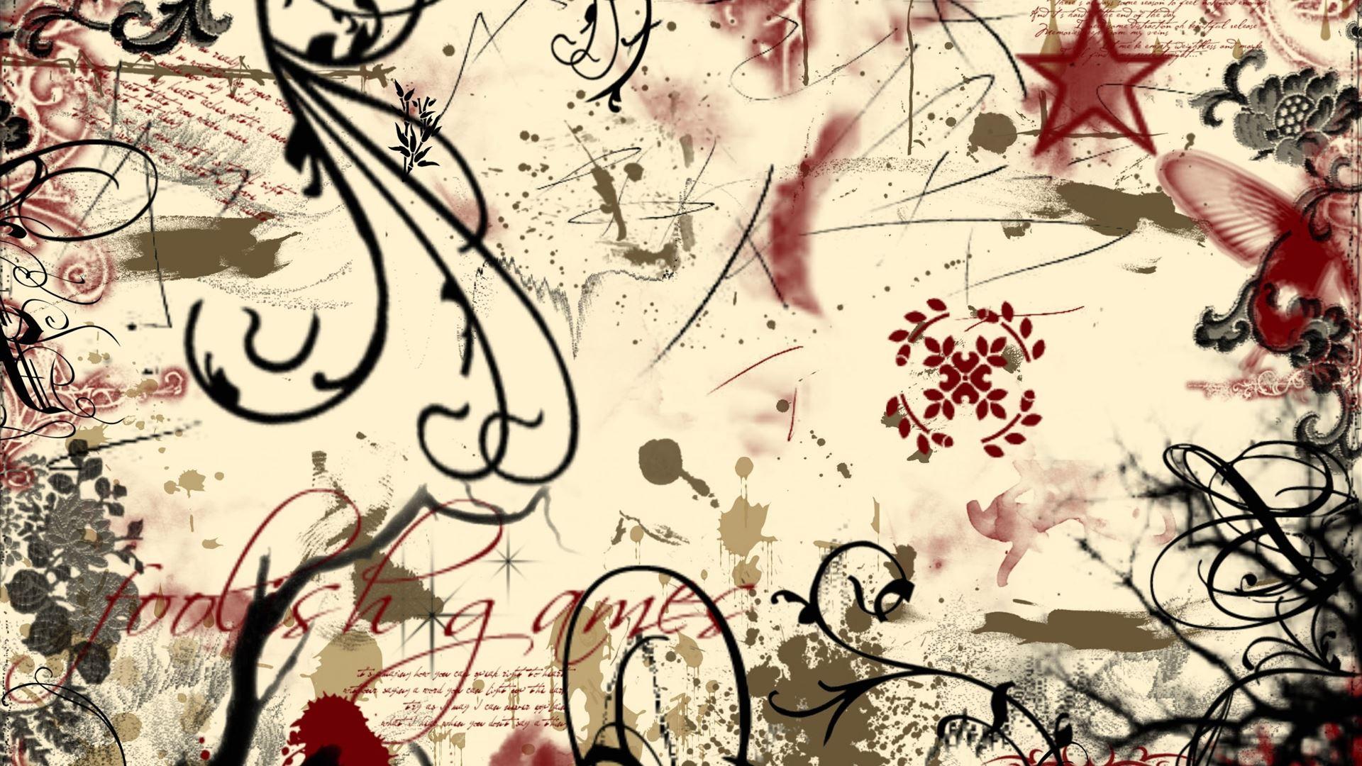 mac flower wallpaper