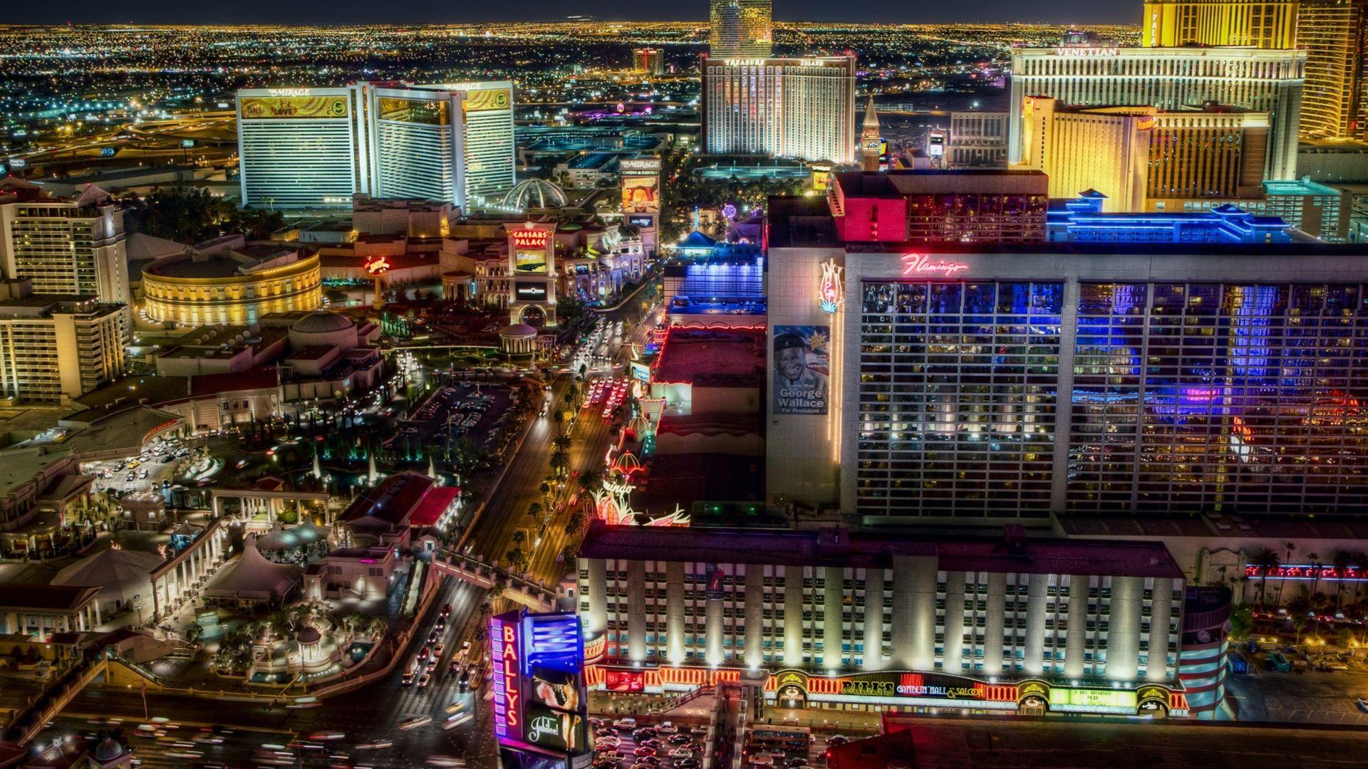 Las Vegas Strip North Mac Wallpaper Download Allmacwallpaper