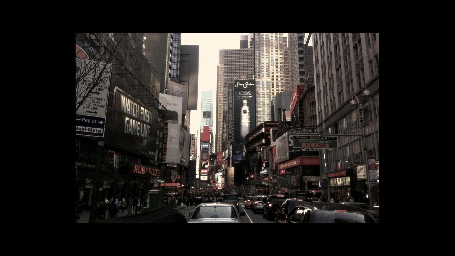New York City Street Mac Wallpaper Download | Free Mac ...