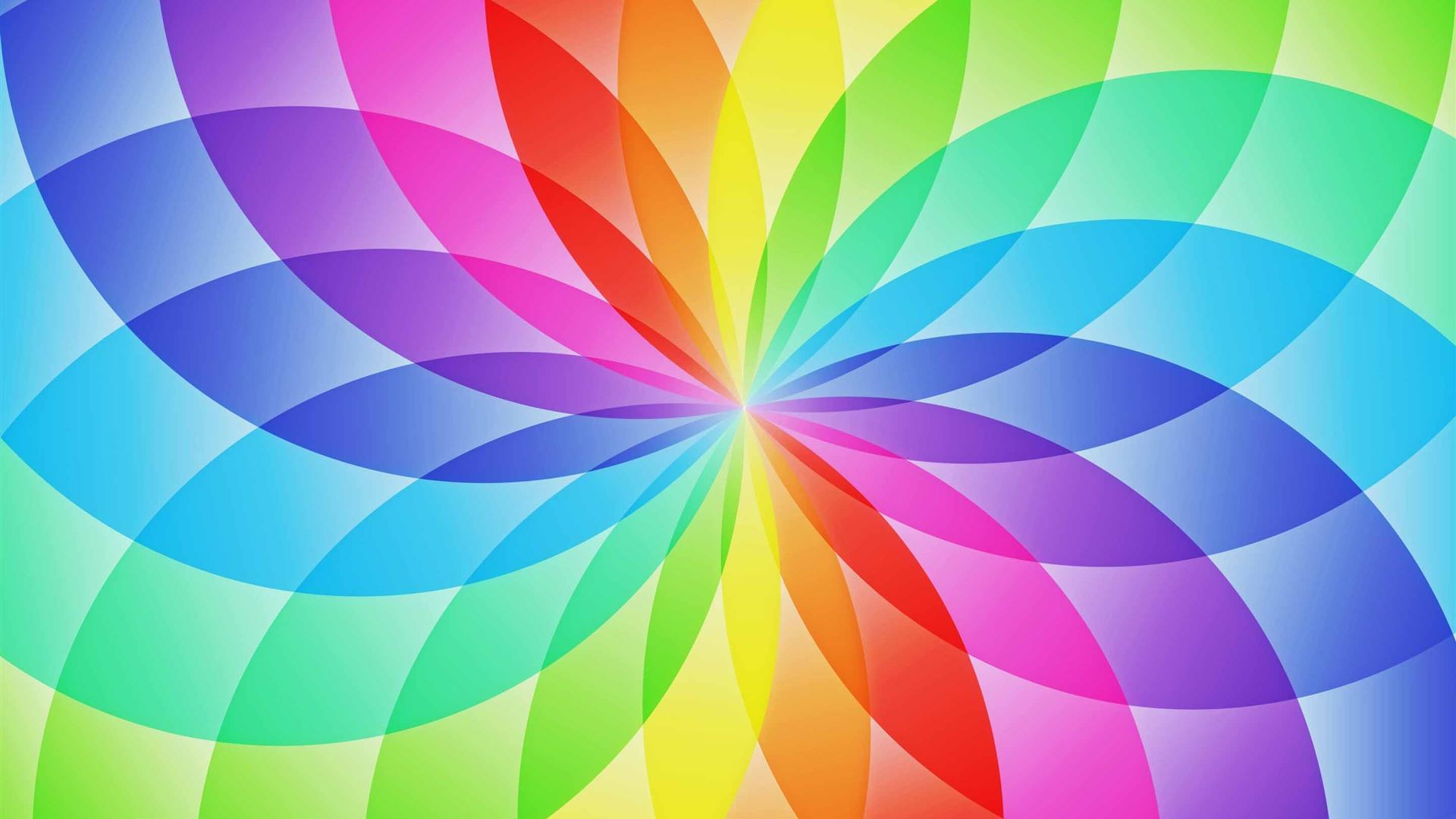 group of imac wallpaper hd rainbow