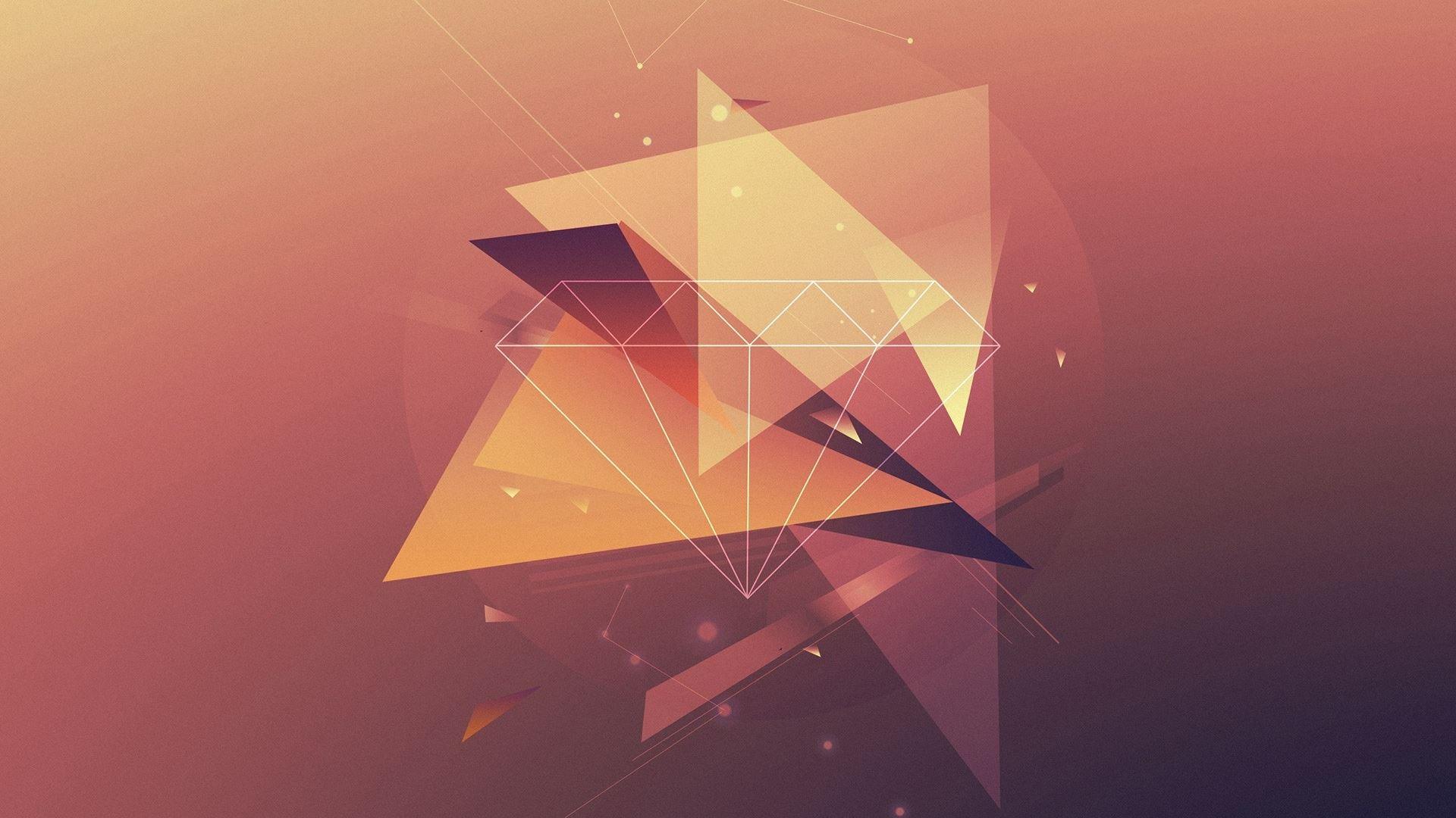Simple geometric Mac Wallpaper Download Free Mac