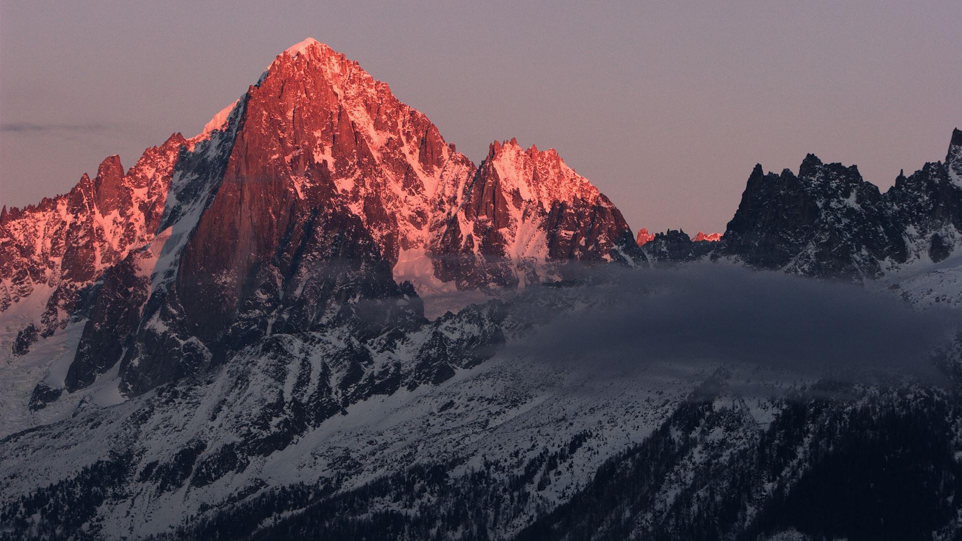 Snow mountain Mac Wallpaper Download | Free Mac Wallpapers ...