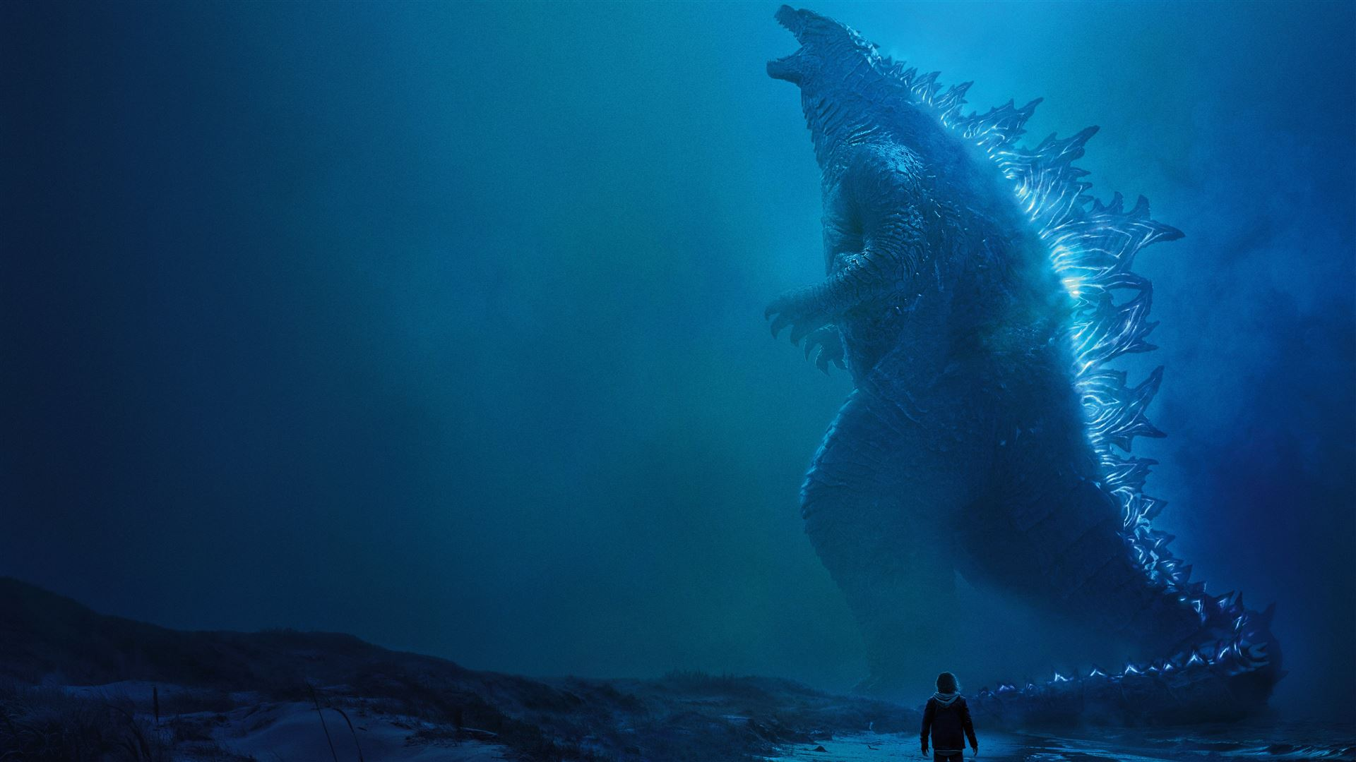 Godzilla King Of Monsters Wallpapers Wallpaper Cave
