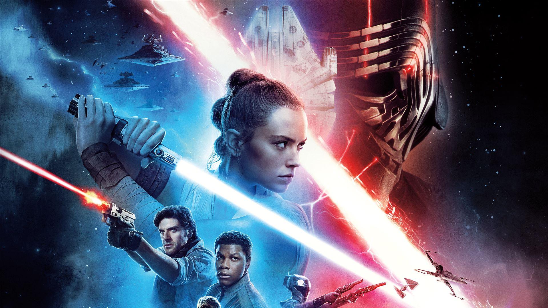 Star Wars The Rise Of Skywalker 8k Mac Wallpaper Download Allmacwallpaper