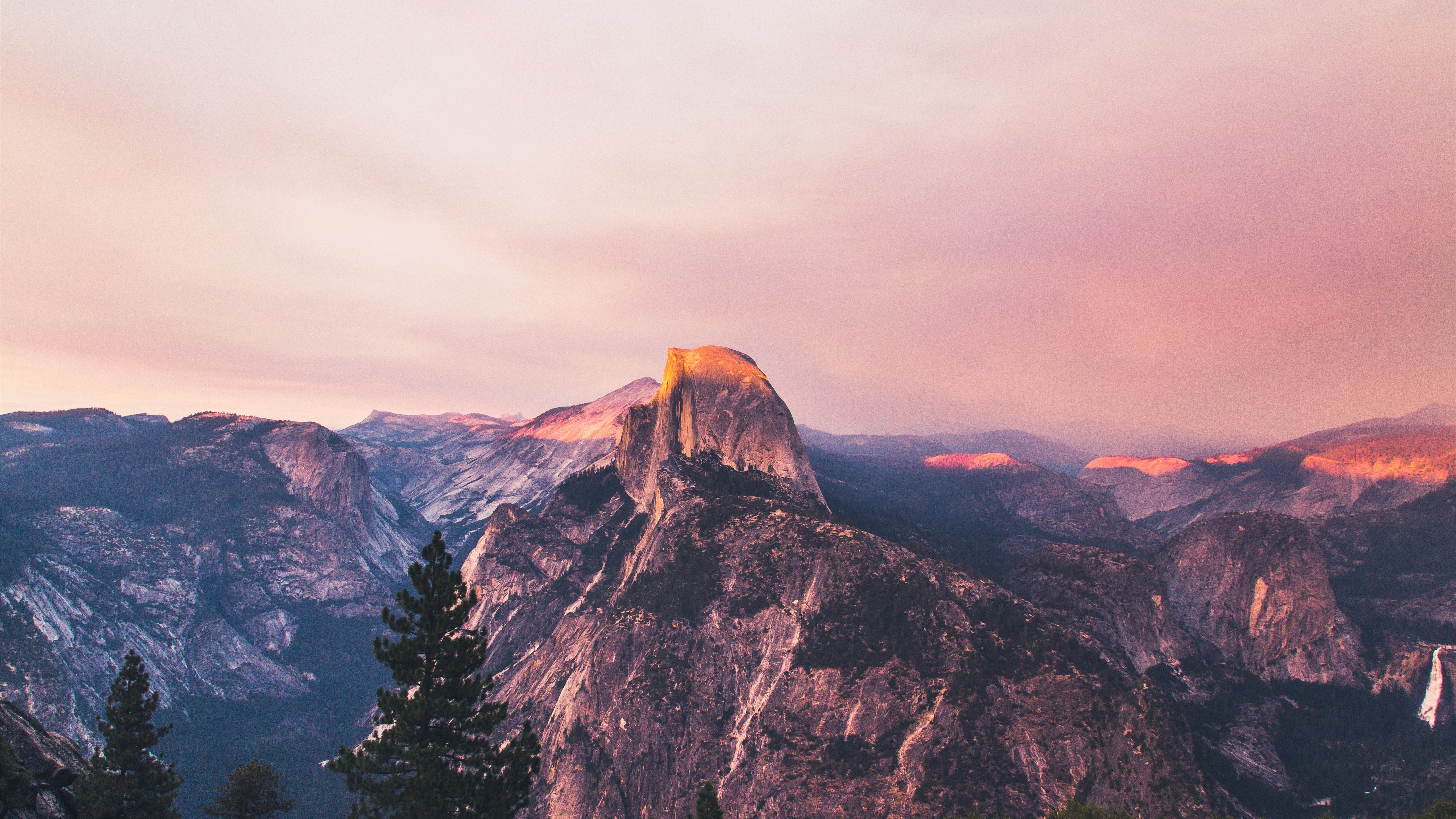 Yosemite Valley, United S... Mac Wallpaper Download | Free ...
