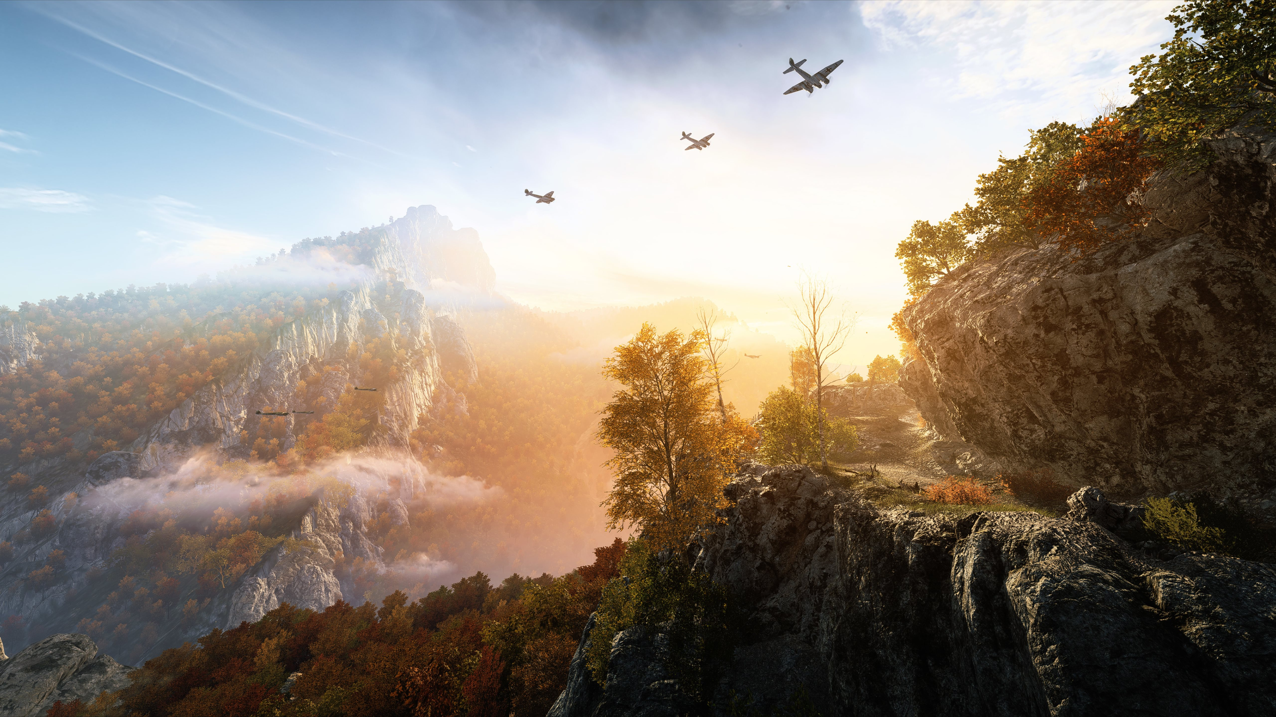 Battlefield V Game 4k Macbook Air Wallpaper Download Allmacwallpaper