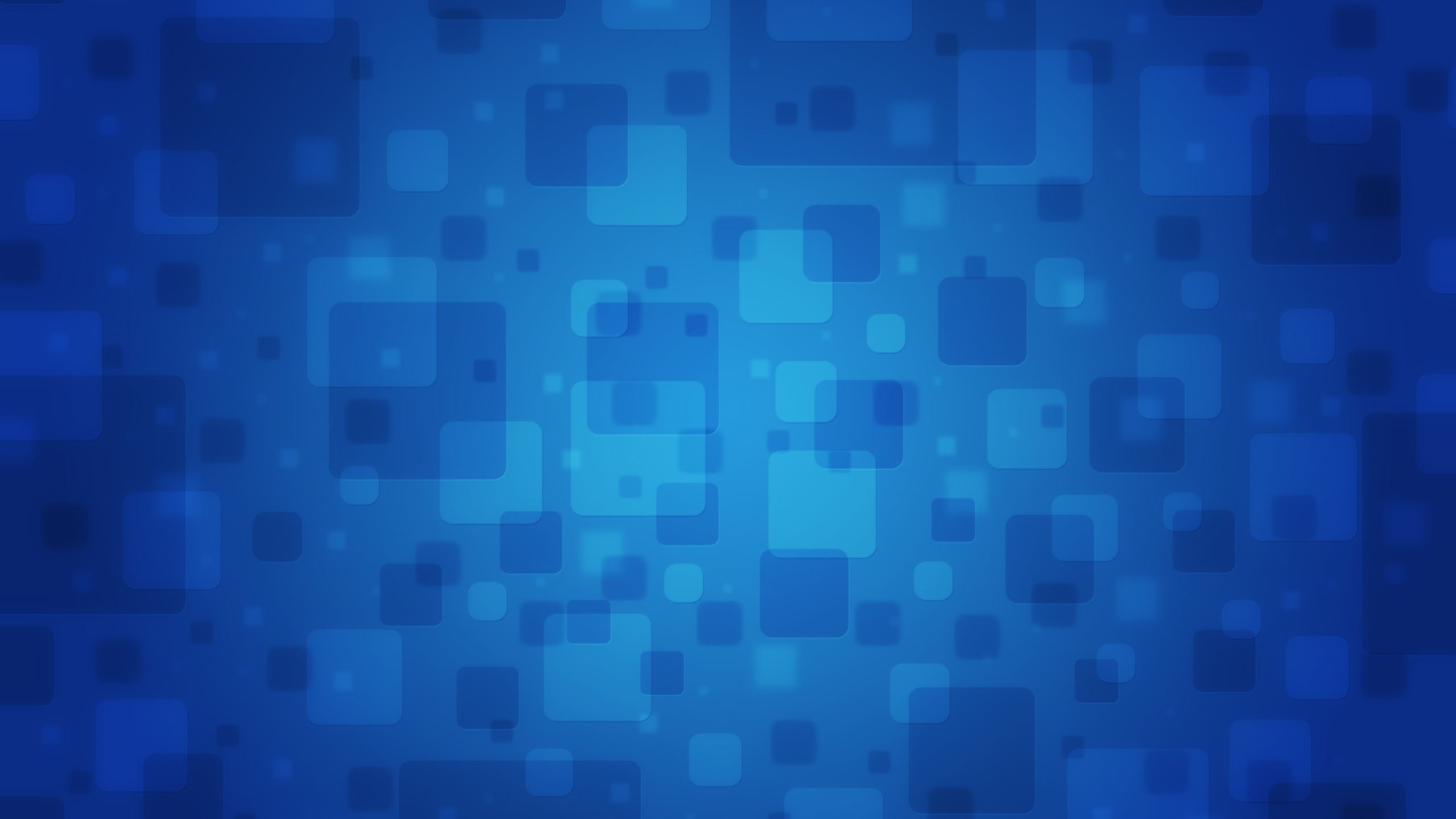 Abstract Squares In Blue HD Desktop Wallpaper Background