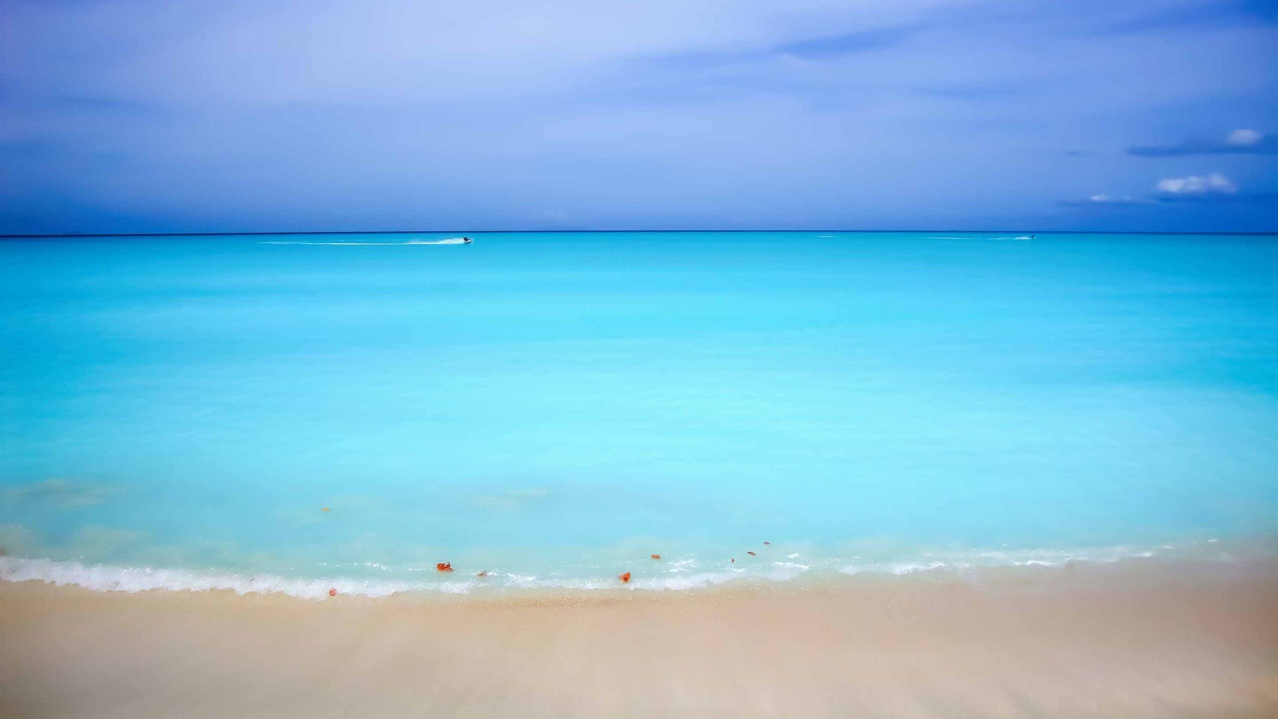 Caribbean Beach Mac Wallpaper Download Allmacwallpaper