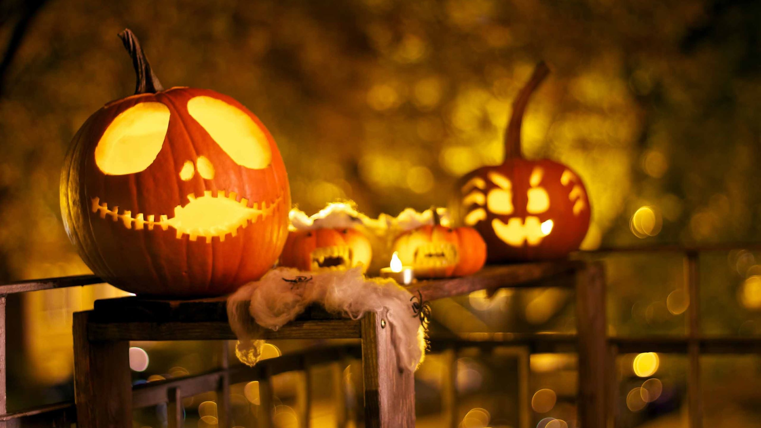 Halloween Decorations Mac Wallpaper Download | Free Mac ...