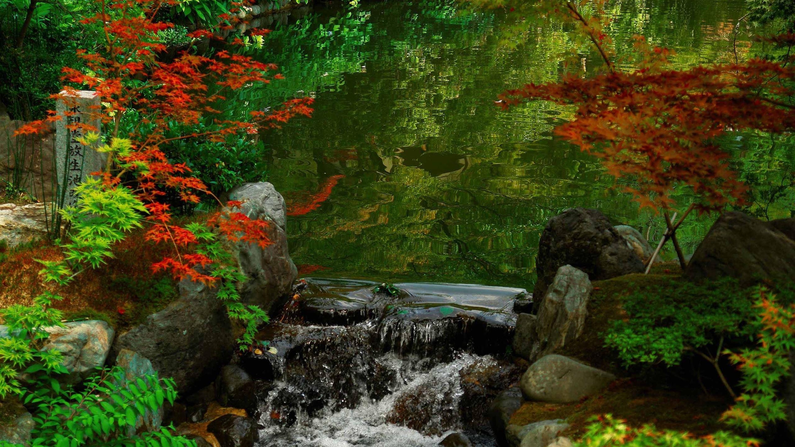 Kyoto Garden Japan MacBook Air