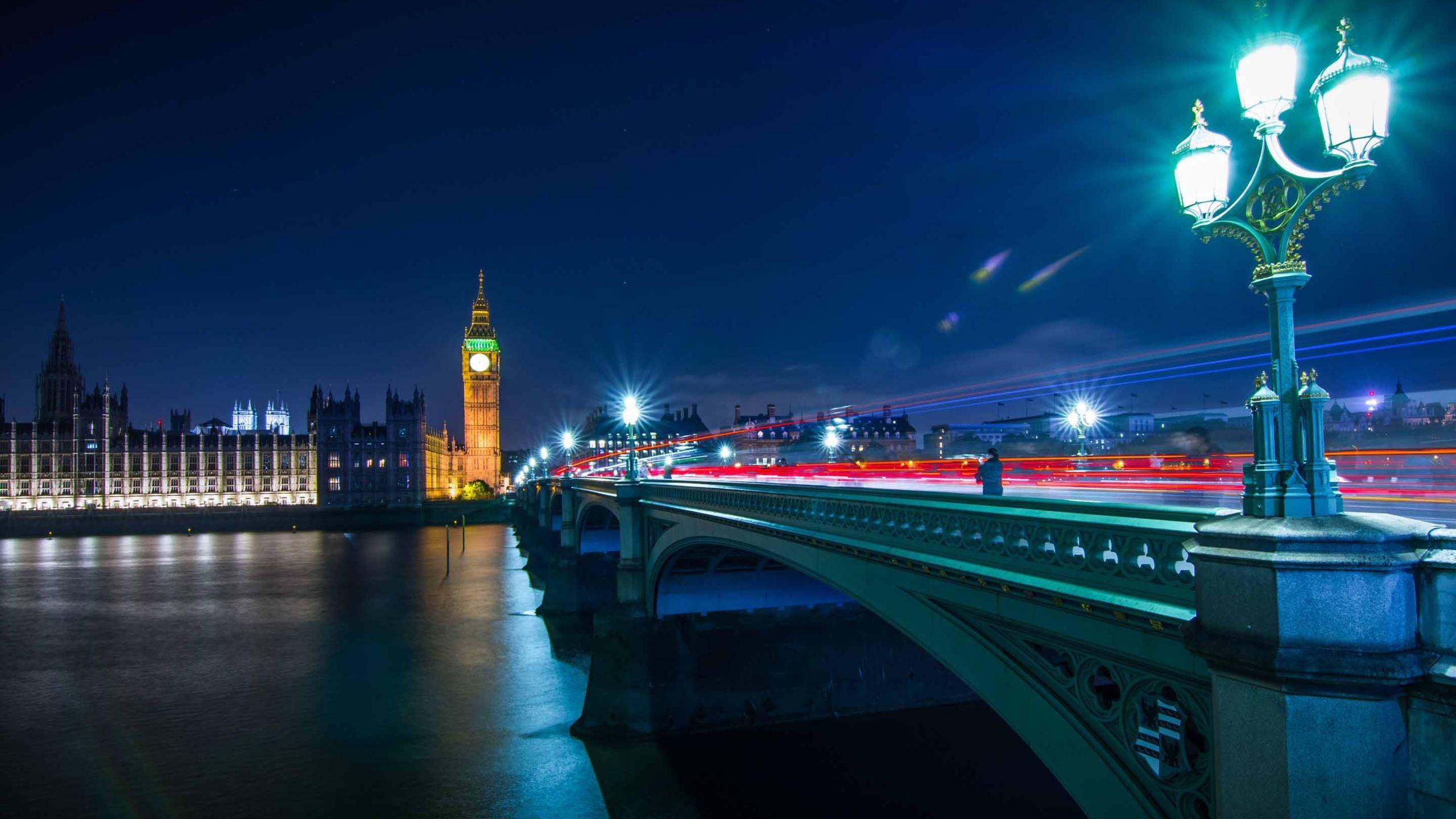 London Night Mac Wallpaper Download Allmacwallpaper