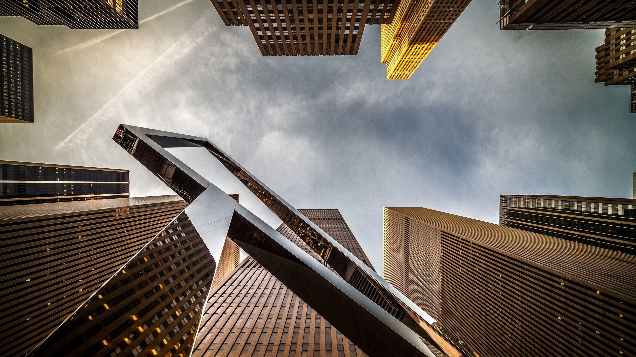 Manhattan new york city Mac Wallpaper Download | Free Mac ...