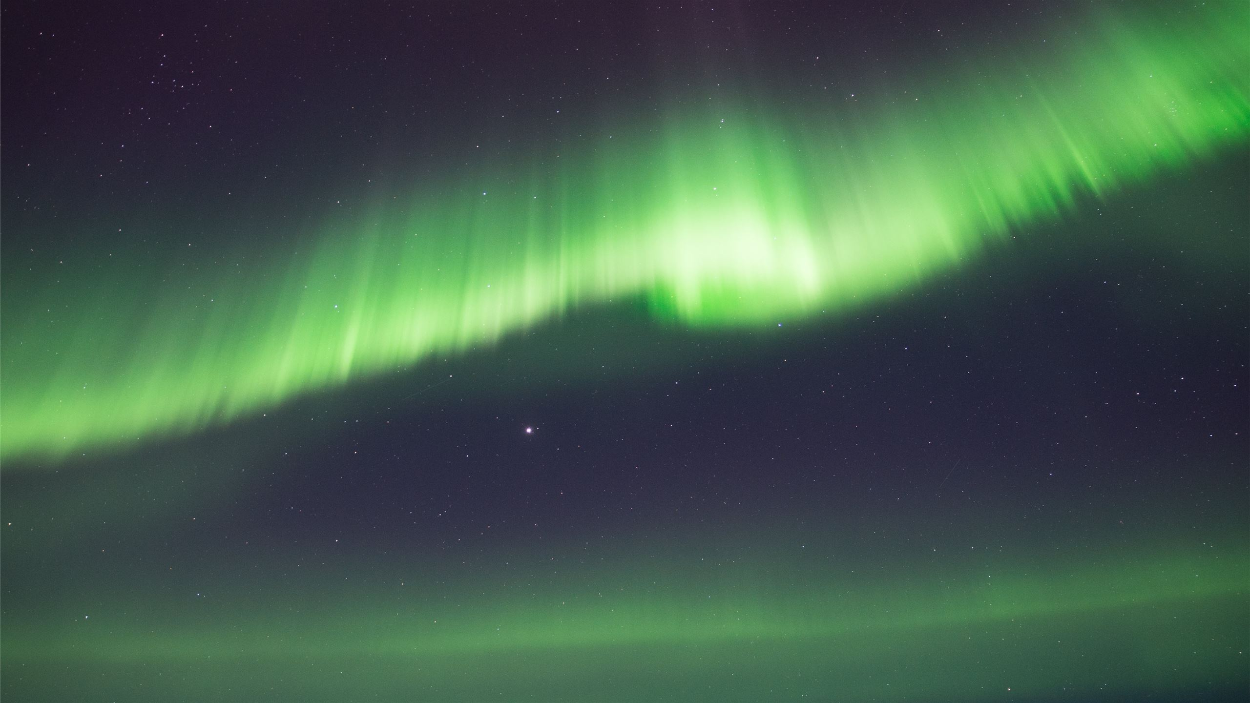 Green Northern Lights Wallpaper Mac Wallpaper Download