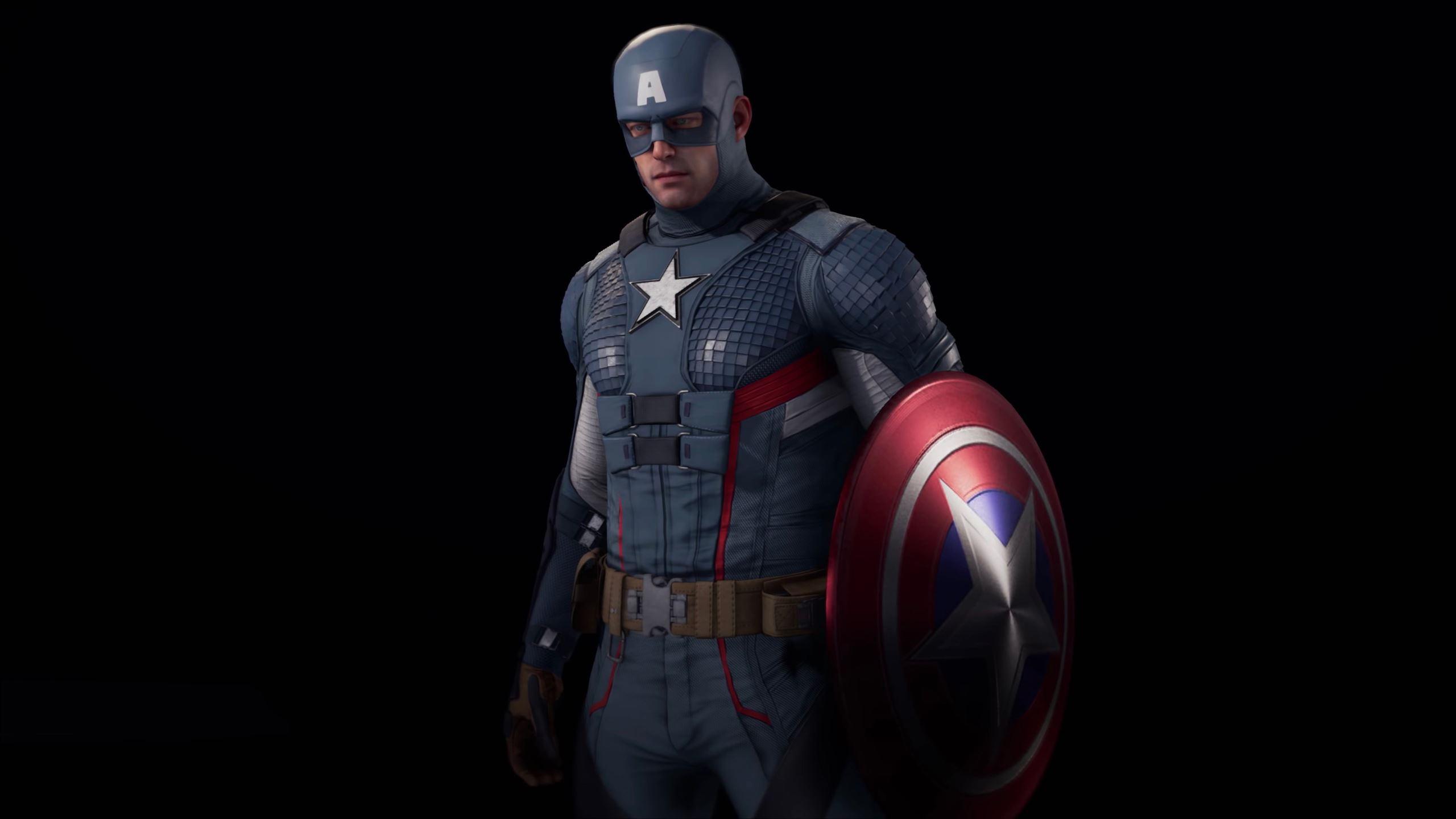 Marvels Avenger Captain America 5k Macbook Pro Wallpaper Download Allmacwallpaper
