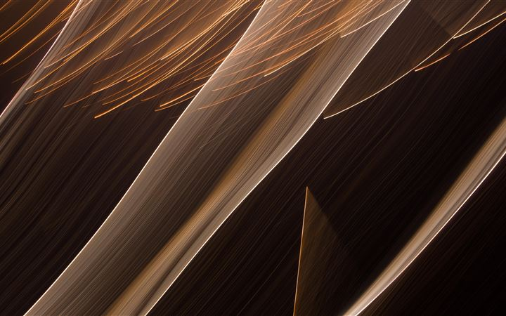 brown white paint abstract 4k iMac wallpaper