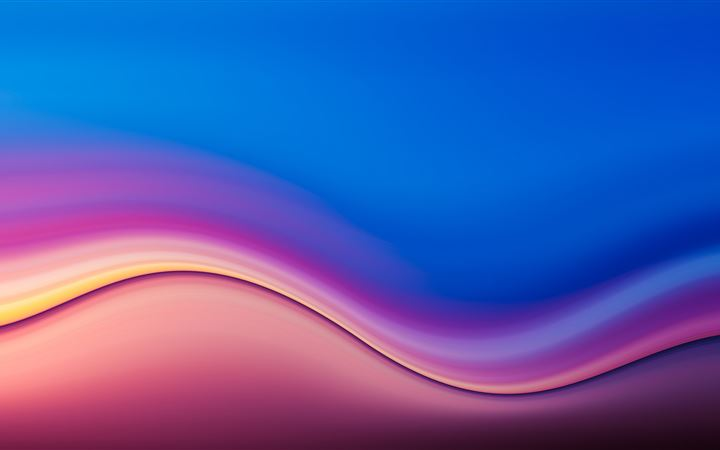 hosting colors 8k iMac wallpaper
